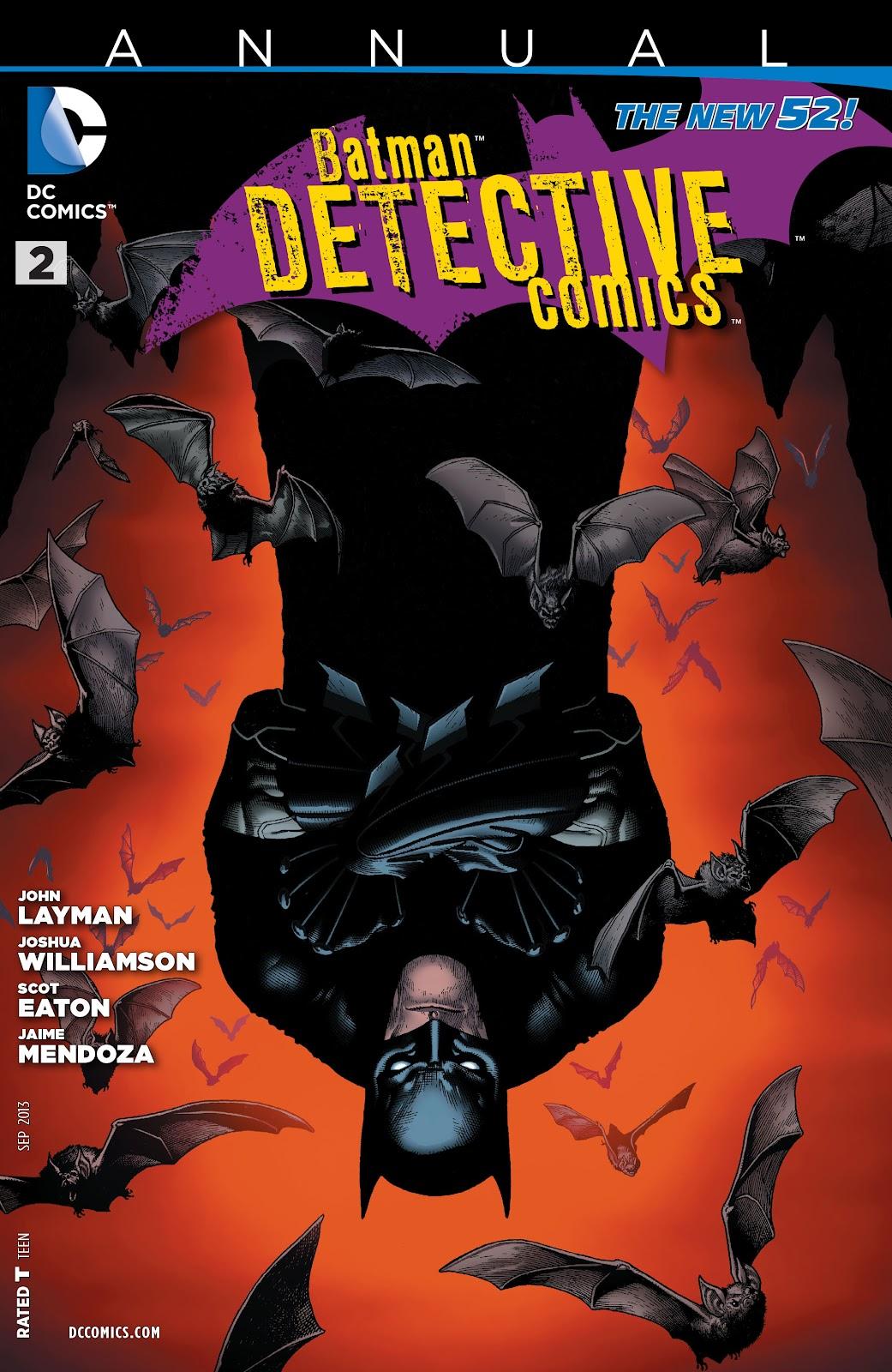 Detective Comics (2011) _Annual_2 Page 1