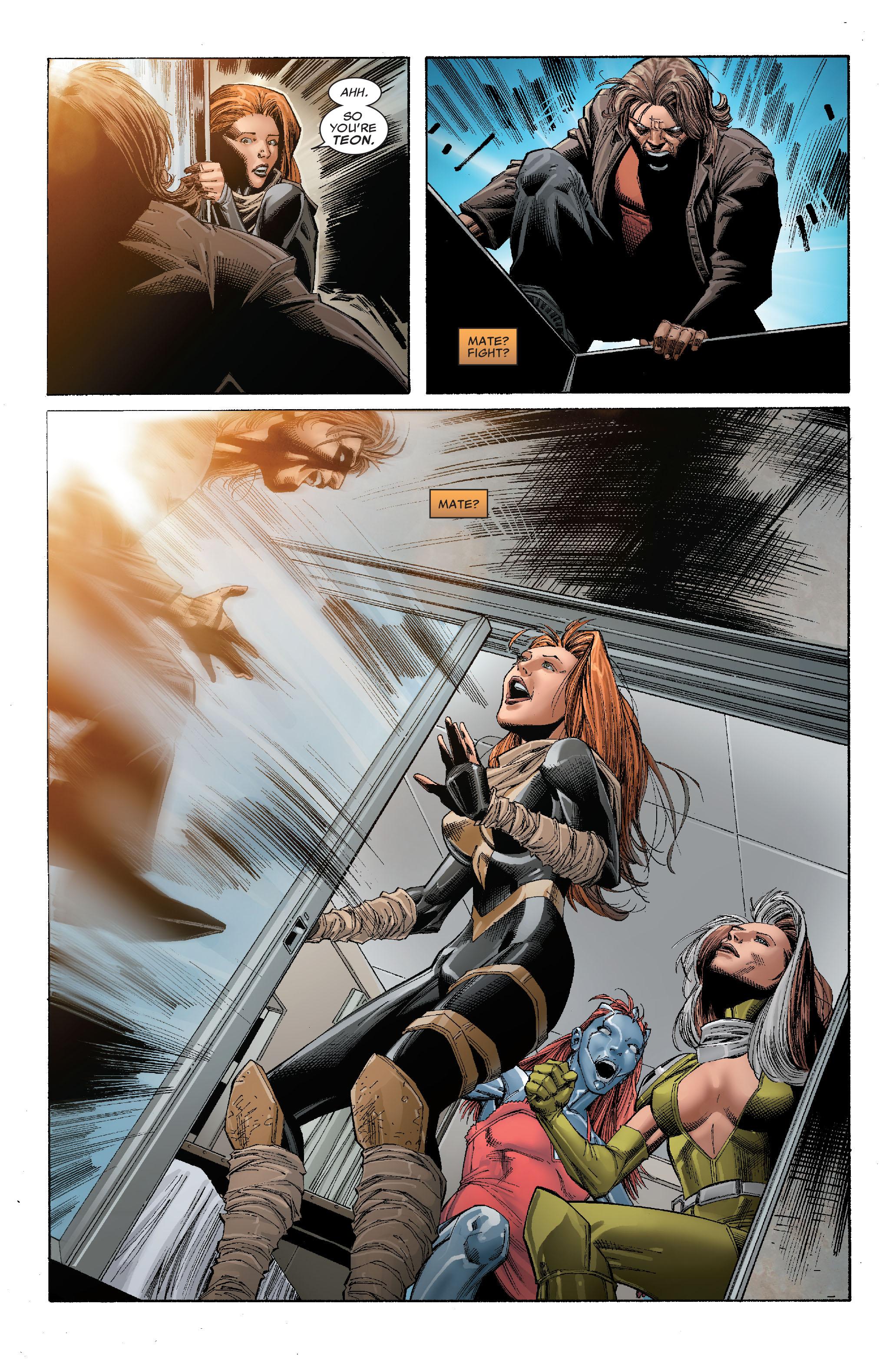 Read online Uncanny X-Men (1963) comic -  Issue #529 - 13