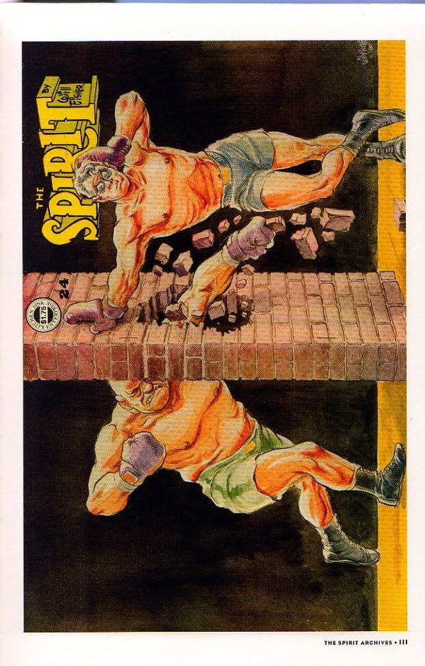 Read online Will Eisner's The Spirit Archives comic -  Issue # TPB 26 (Part 2) - 18