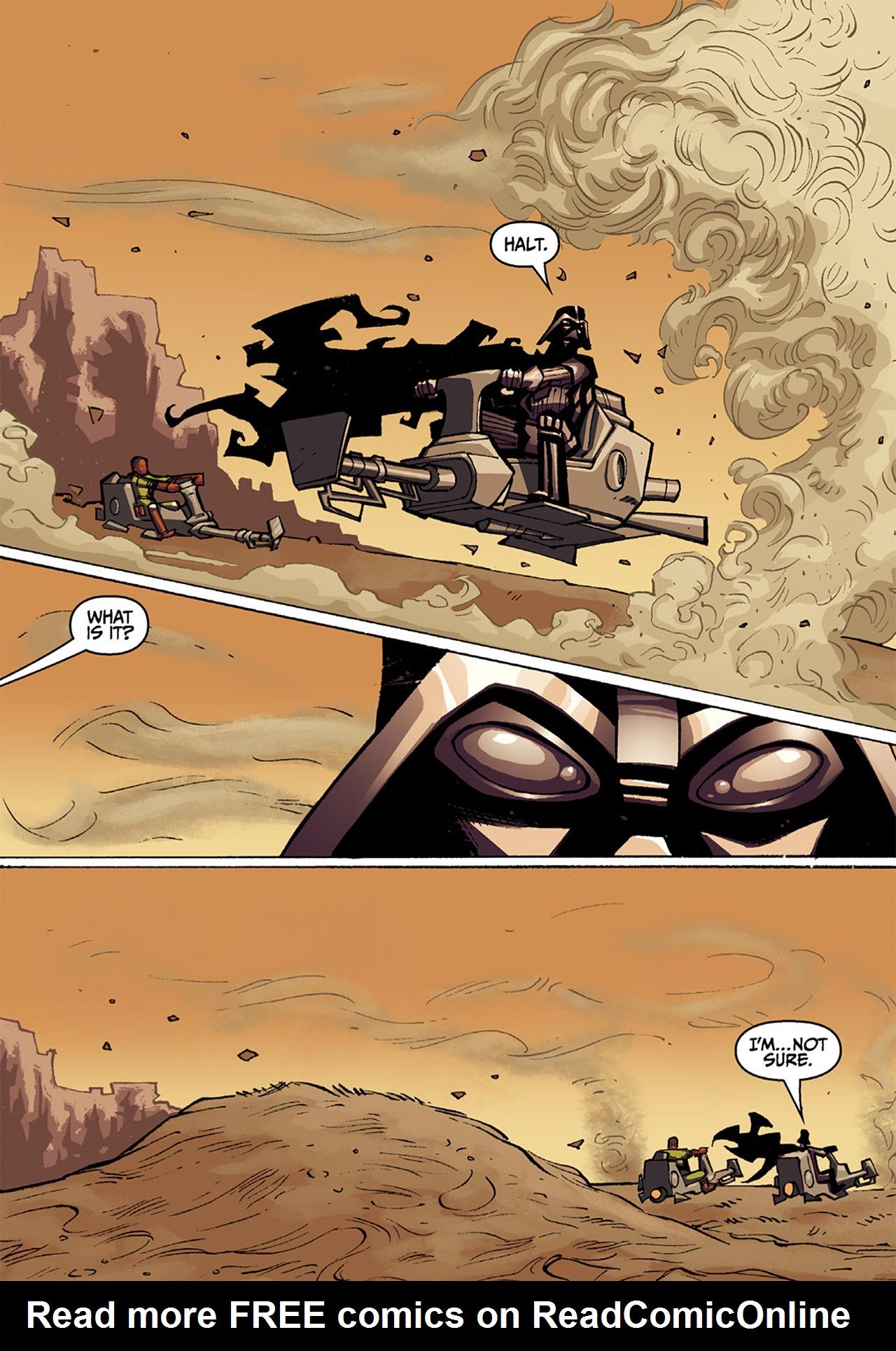 Read online Star Wars Omnibus comic -  Issue # Vol. 33 - 284