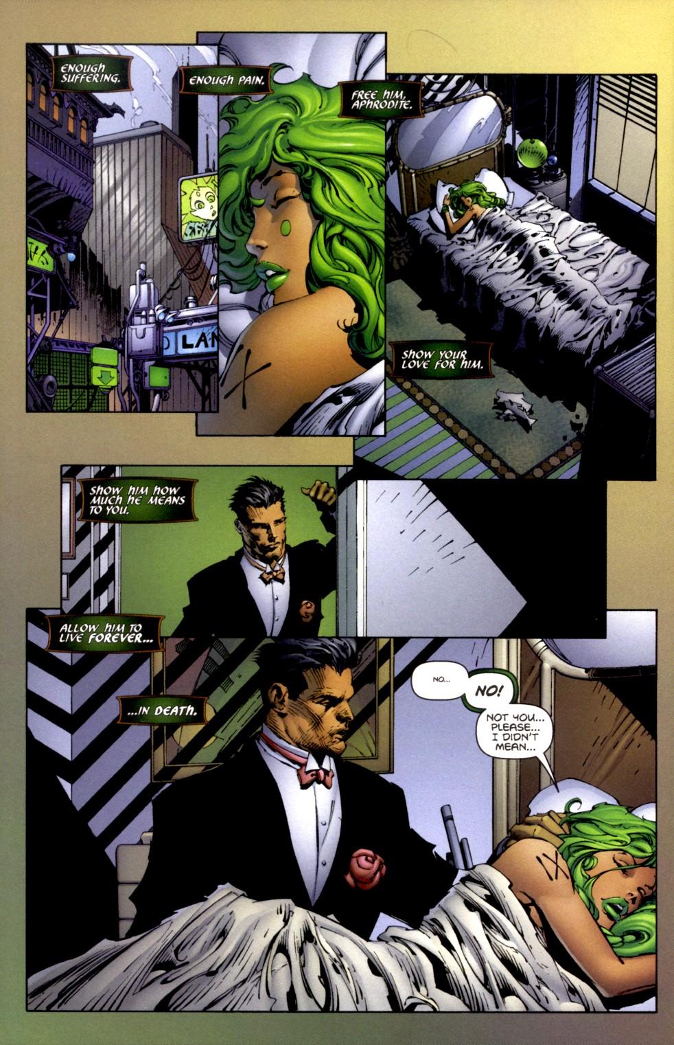 Read online Aphrodite IX (2000) comic -  Issue #2 - 8
