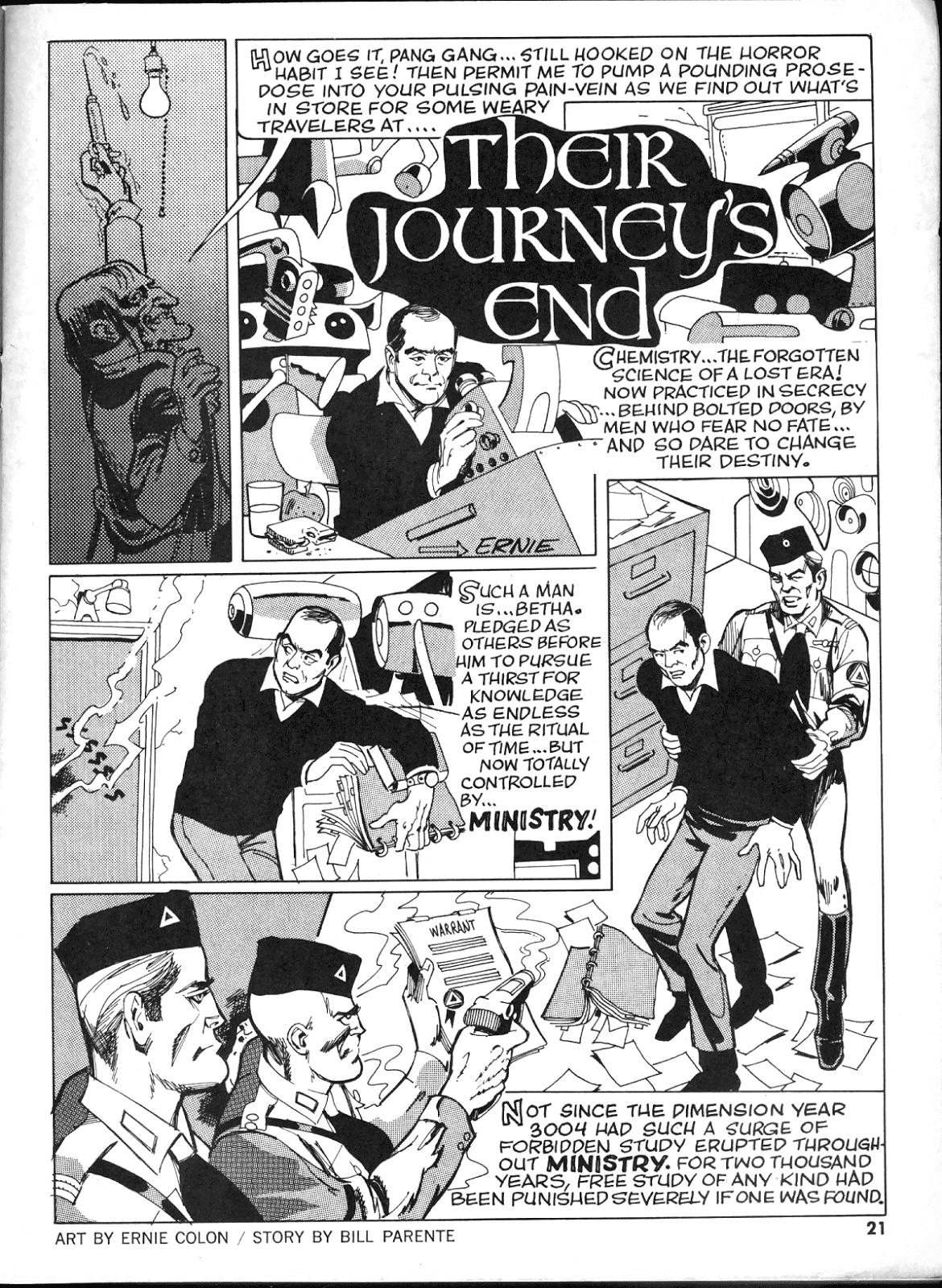 Creepy (1964) Issue #25 #25 - English 21