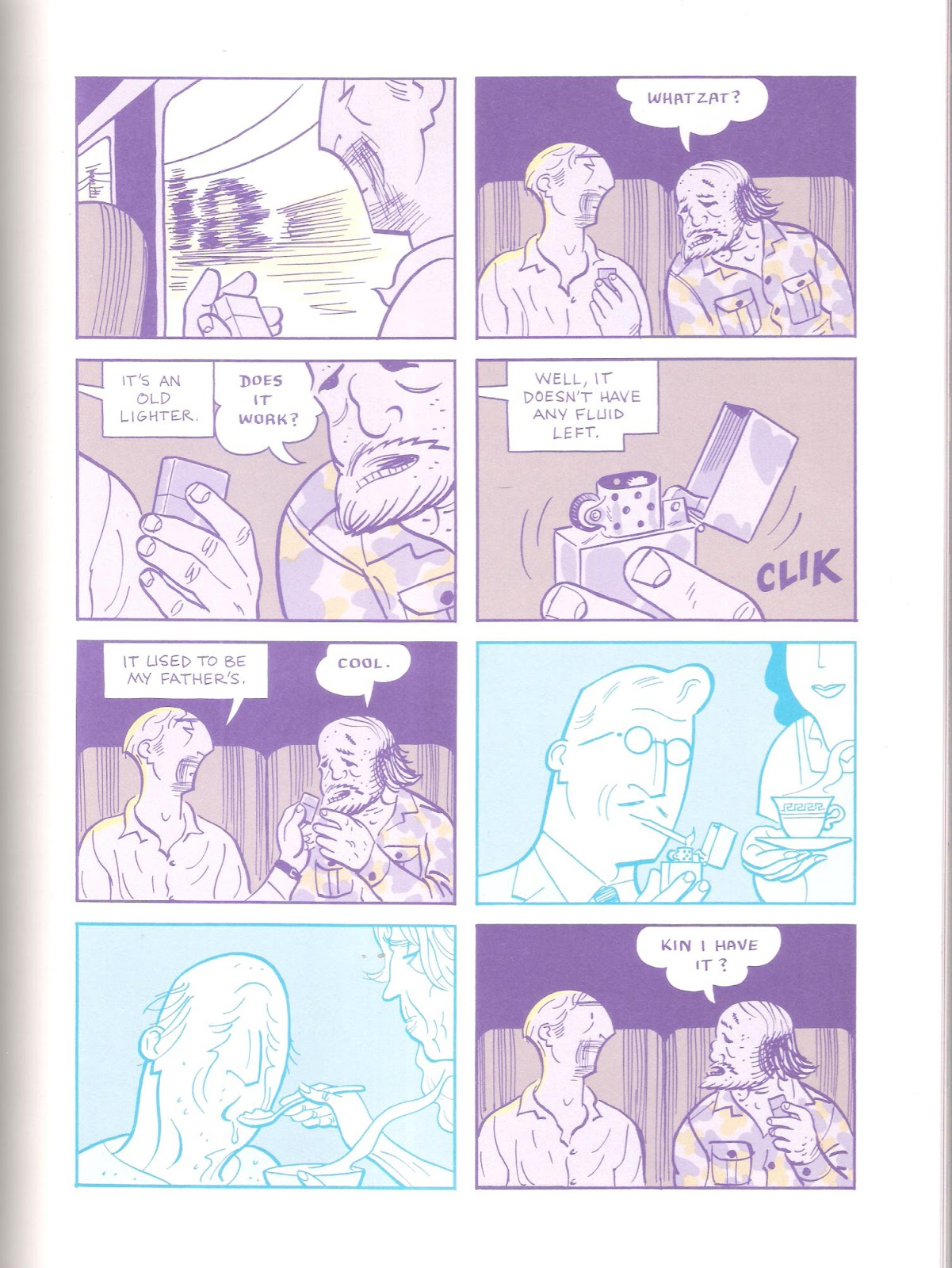 Read online Asterios Polyp comic -  Issue # TPB (Part 1) - 48