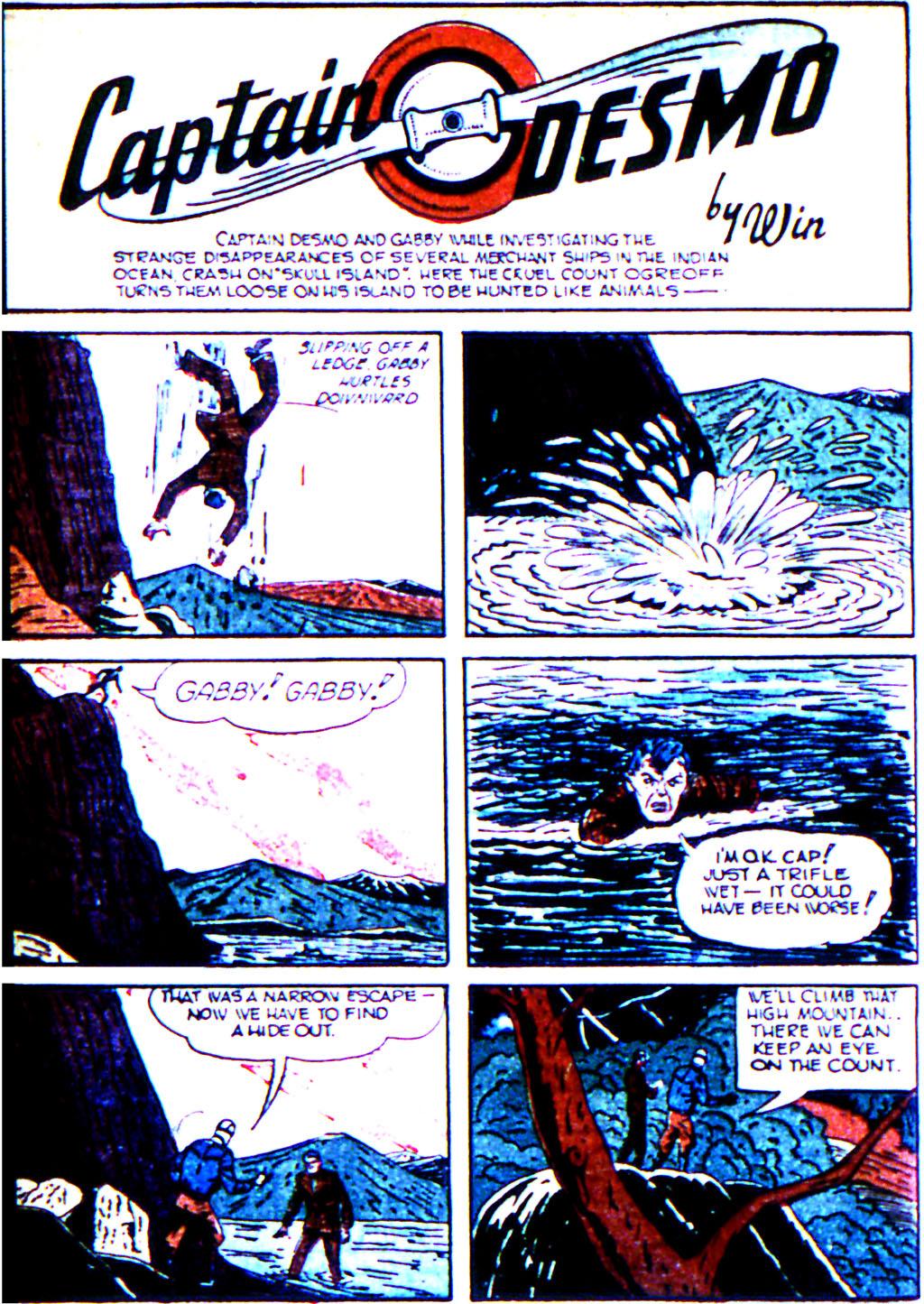 Read online Adventure Comics (1938) comic -  Issue #44 - 36