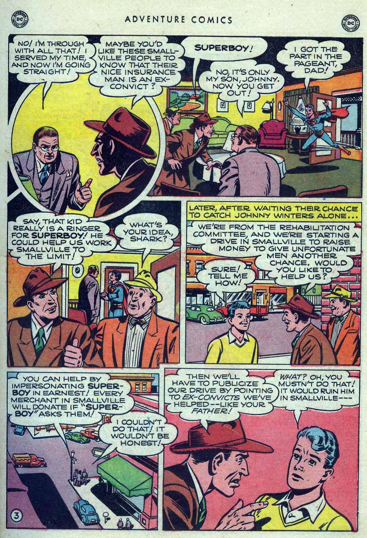 Read online Adventure Comics (1938) comic -  Issue #149 - 5