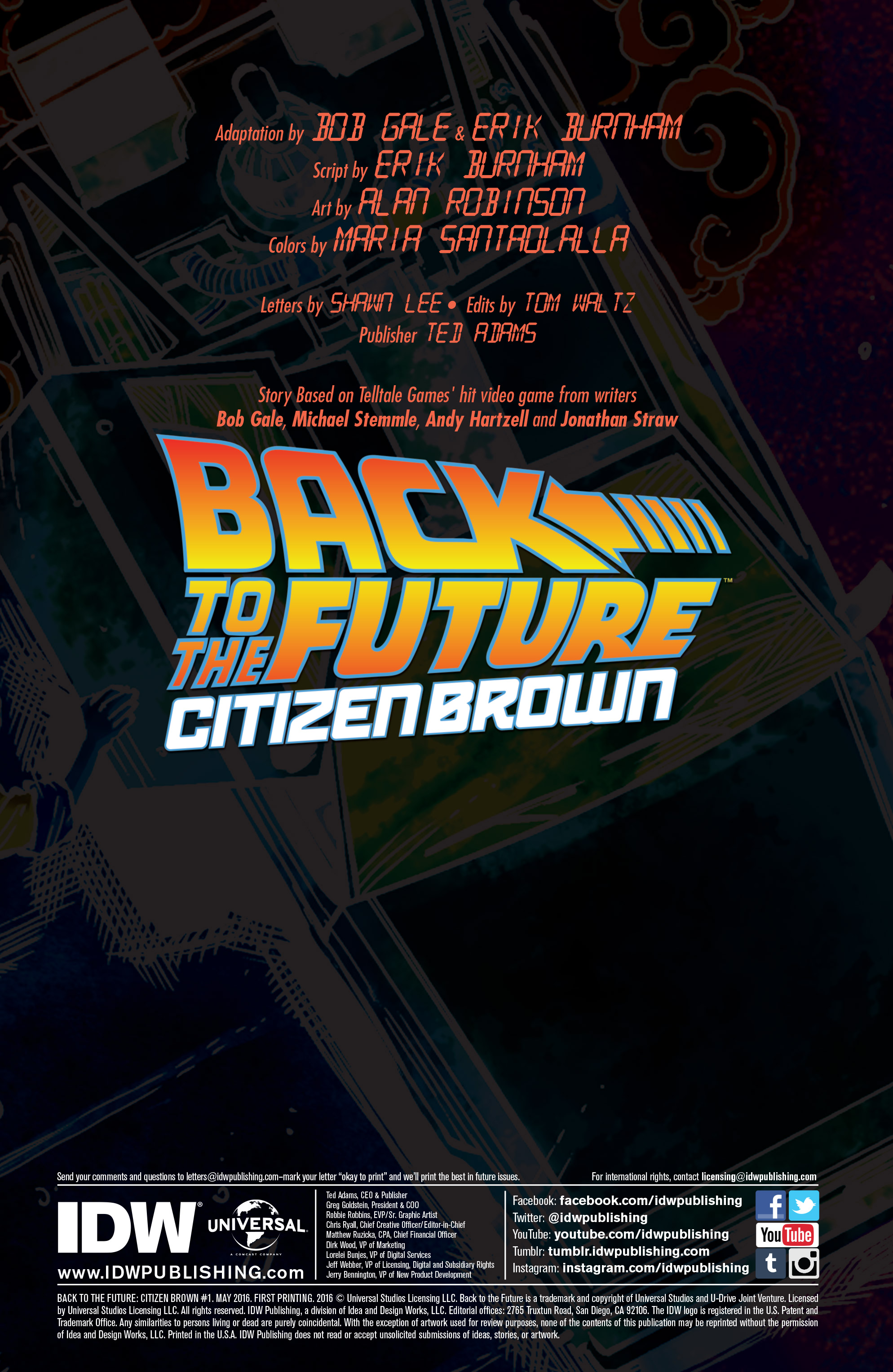 Read online Back to the Future: Biff to the Future comic -  Issue #5 - 25