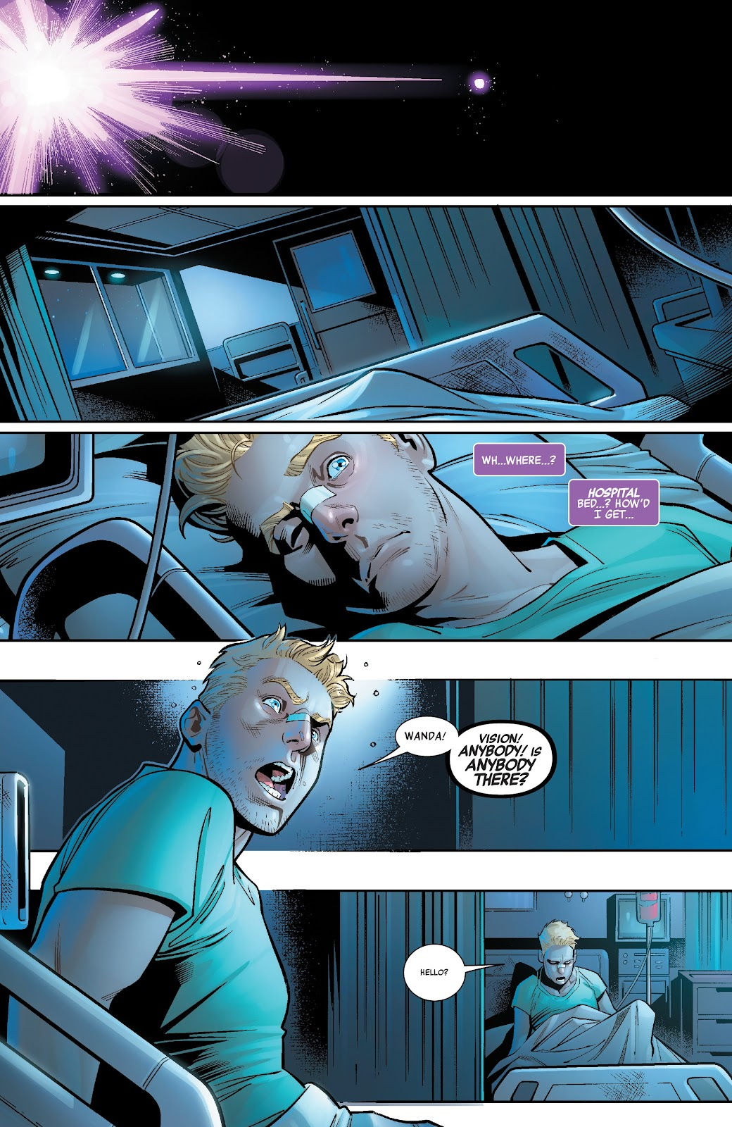 Read online Avengers No Road Home comic -  Issue #2 - 19