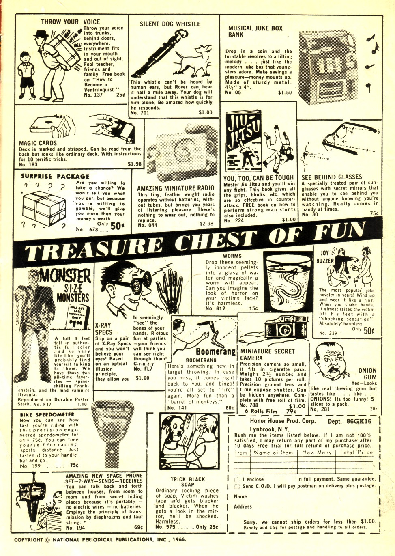 Read online Wonder Woman (1942) comic -  Issue #161 - 2