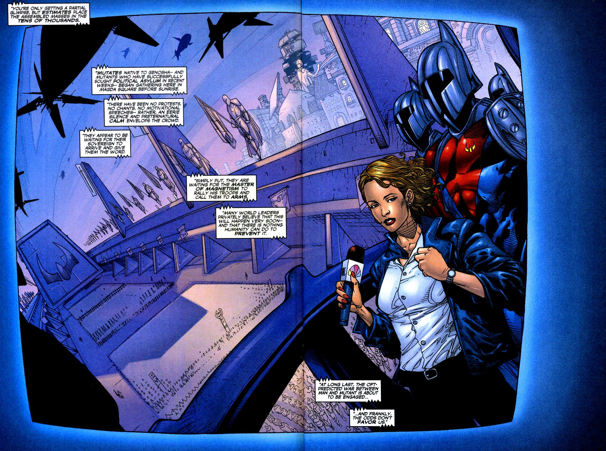 X-Men (1991) 111 Page 2