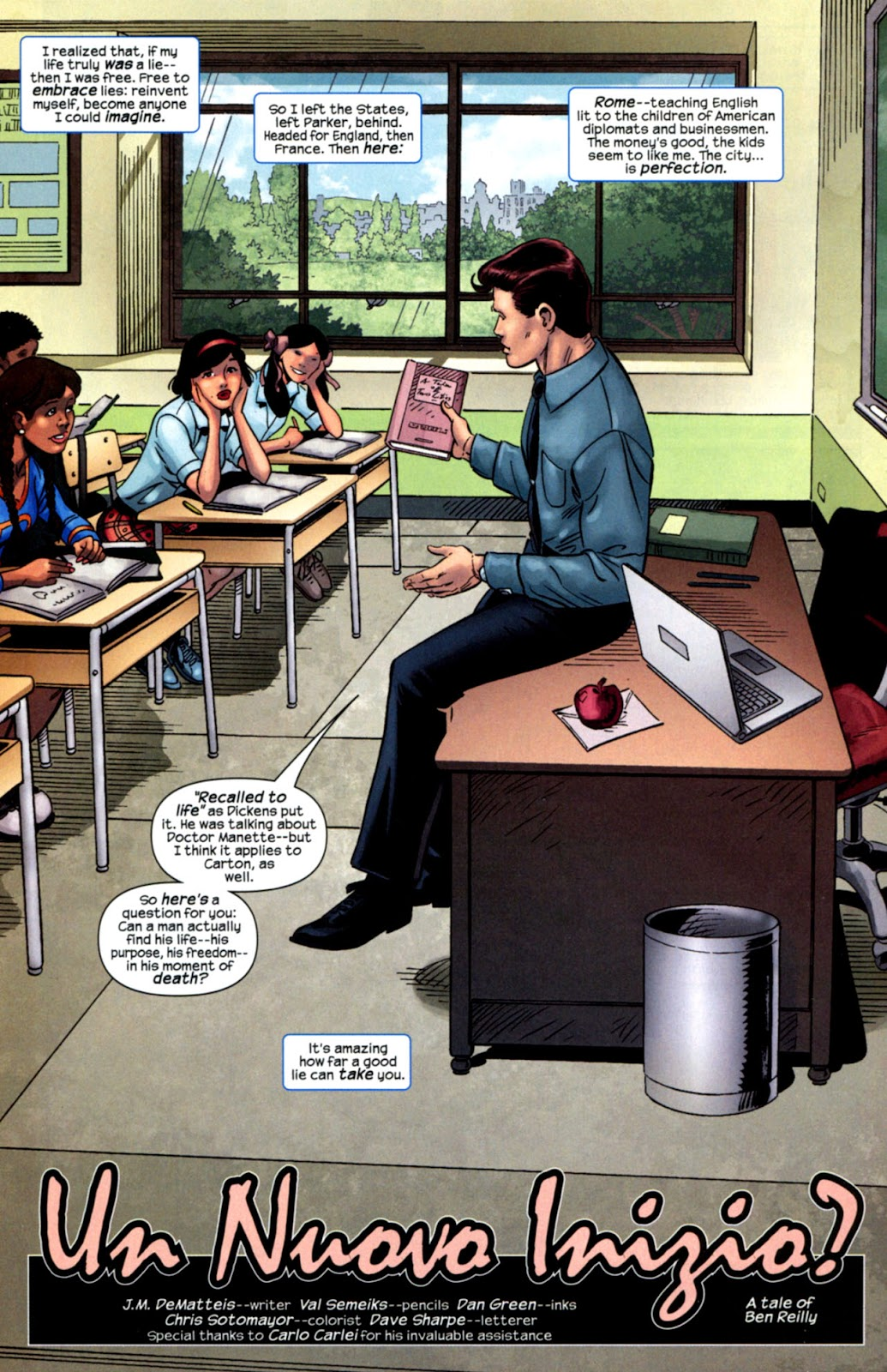 Web of Spider-Man (2009) Issue #8 #8 - English 26