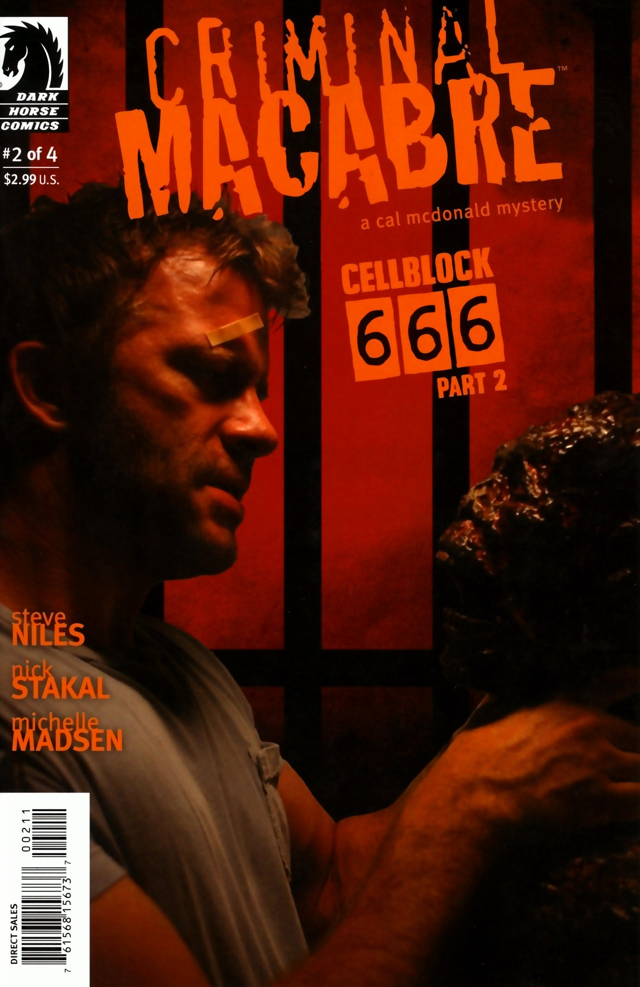 Criminal Macabre: Cell Block 666 2 Page 1