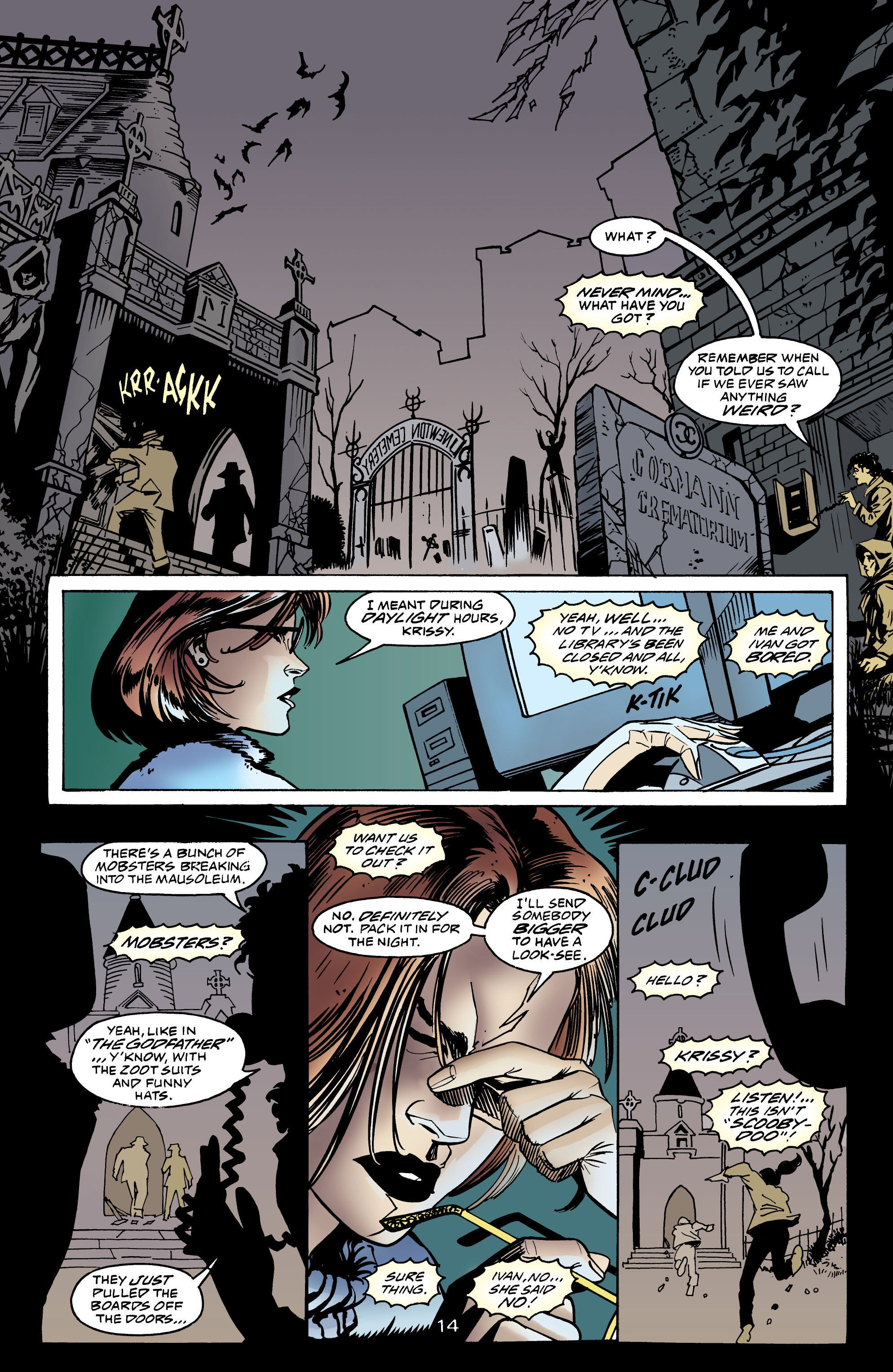 Read online Batman: Day of Judgment comic -  Issue # Full - 15