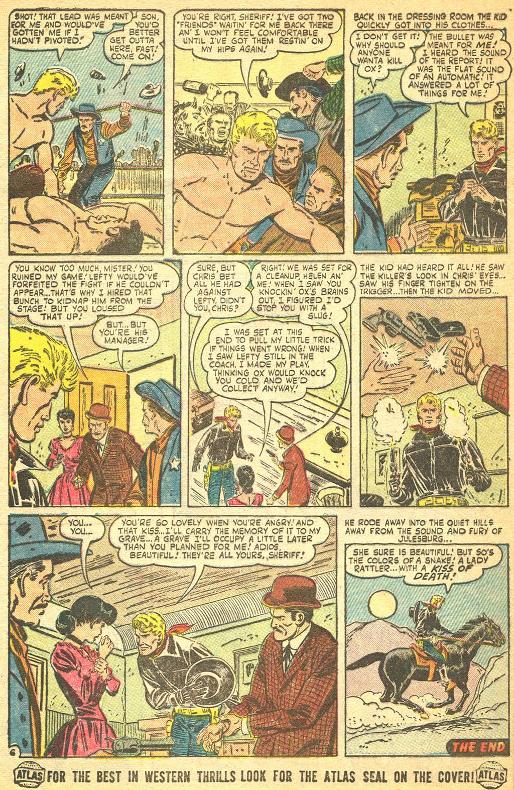 Read online Two-Gun Kid comic -  Issue #11 - 32