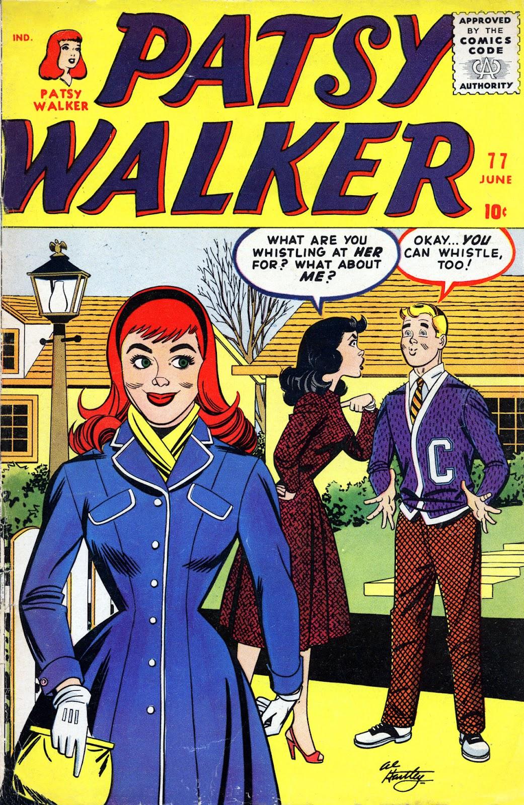 Patsy Walker 77 Page 1
