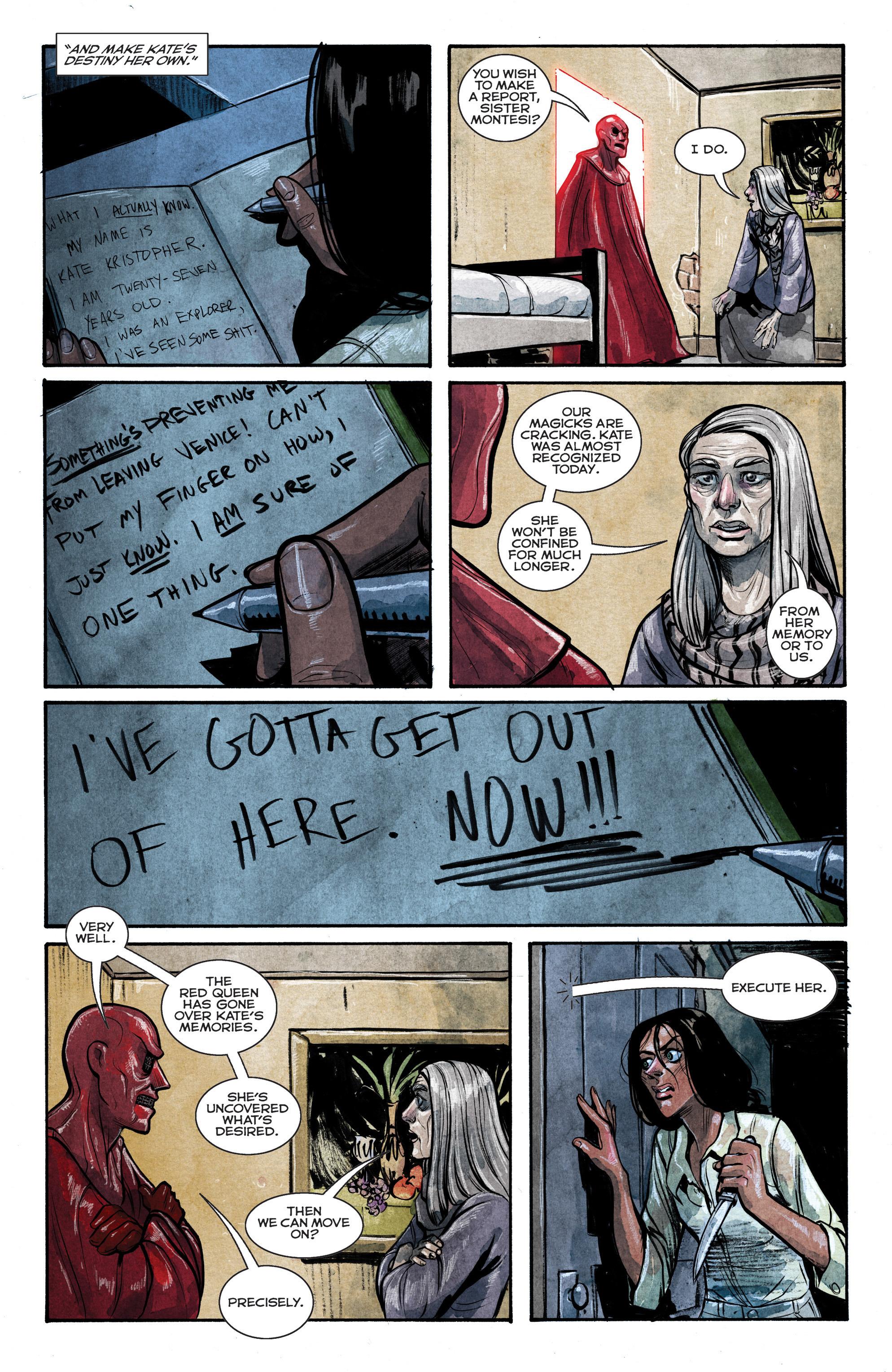 Read online Shutter comic -  Issue #13 - 12