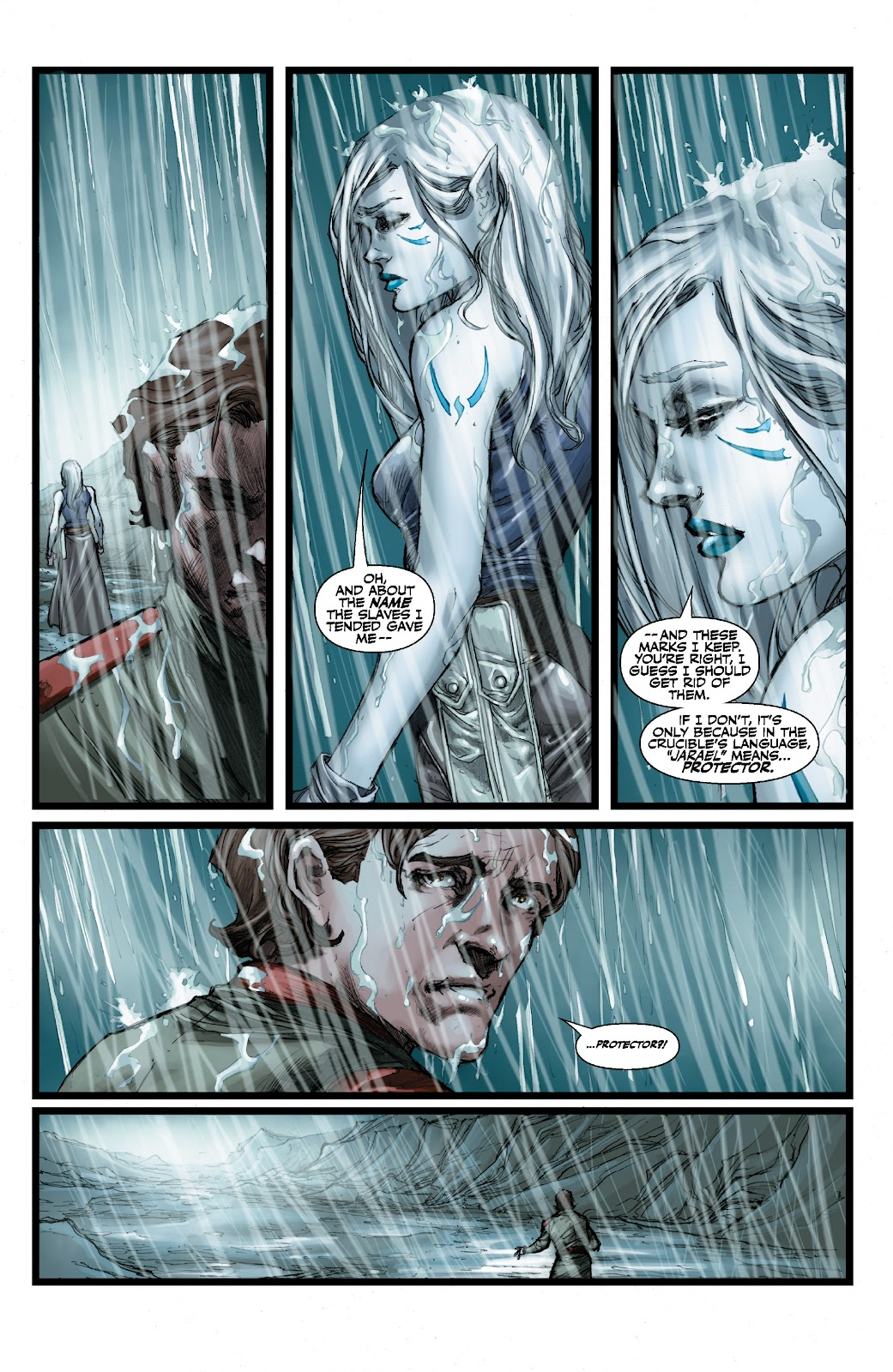 Read online Star Wars Legends: The Old Republic - Epic Collection comic -  Issue # TPB 3 (Part 3) - 11