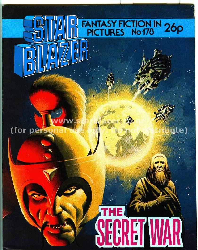 Starblazer issue 178 - Page 1