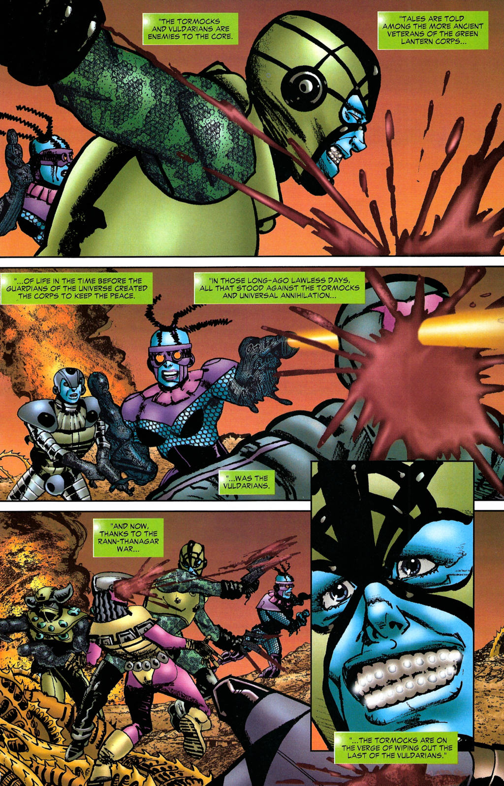 Read online Guy Gardner: Collateral Damage comic -  Issue #2 - 17