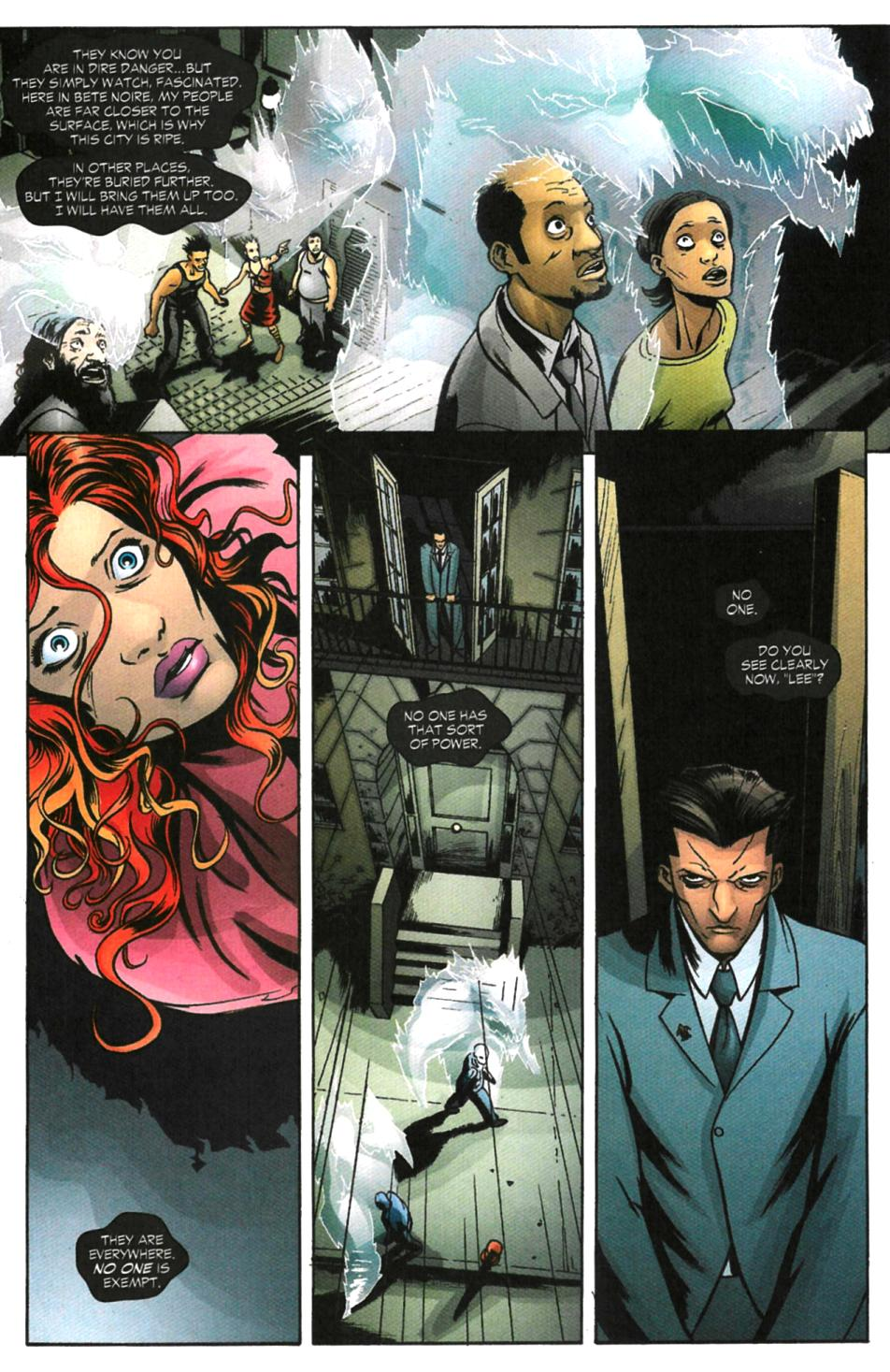 Read online Fallen Angel (2003) comic -  Issue #6 - 16
