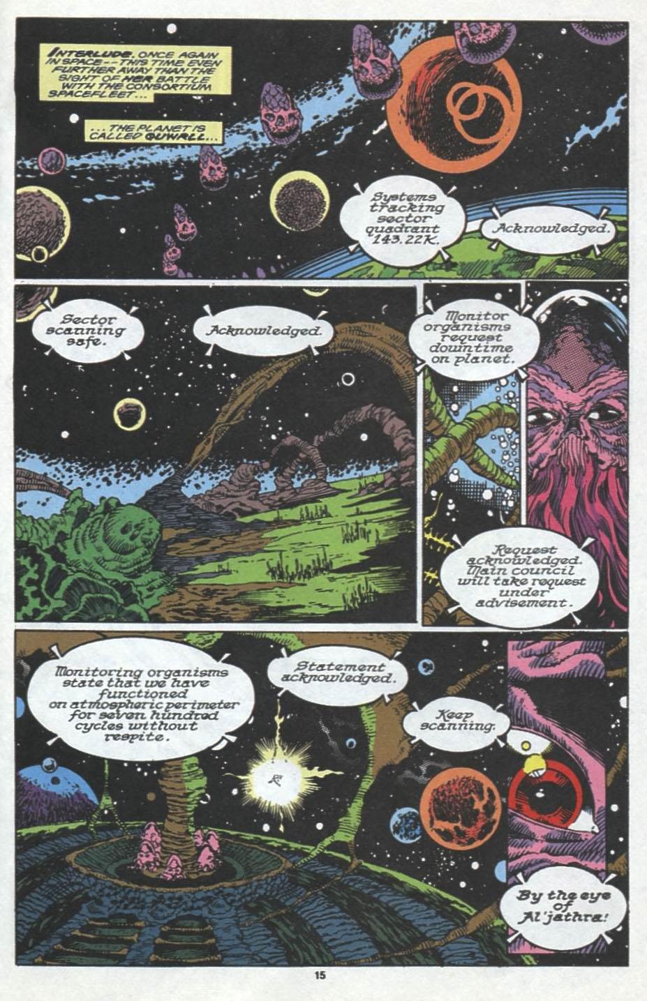 Read online Alpha Flight (1983) comic -  Issue #97 - 12