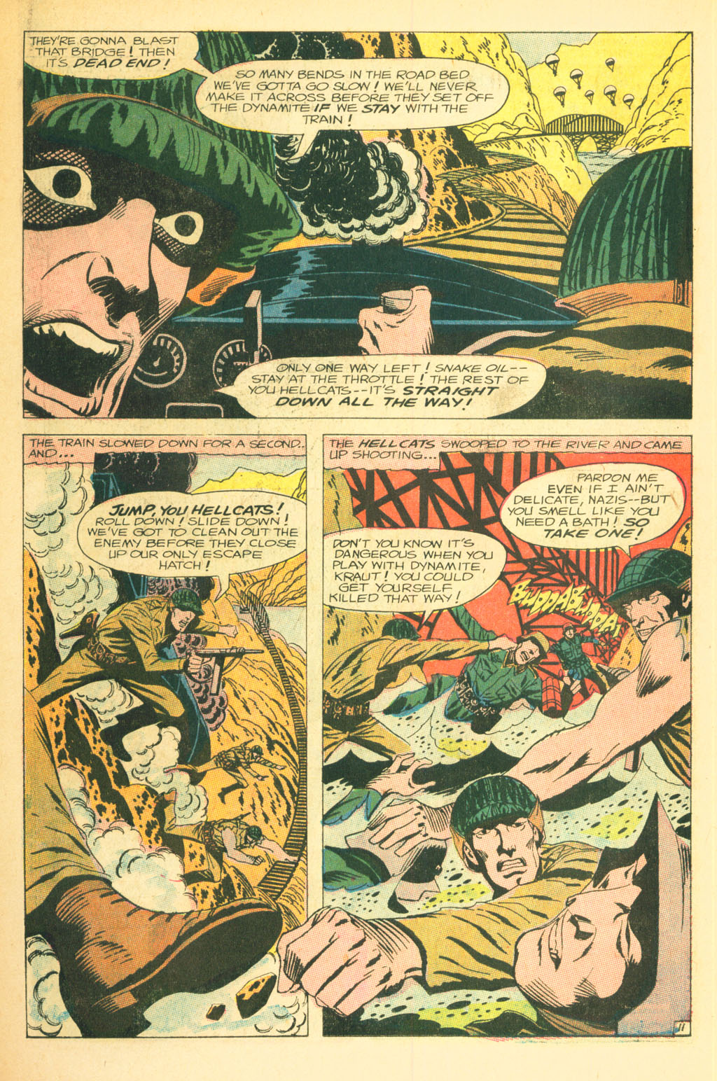 Our Fighting Forces (1954) issue 111 - Page 18