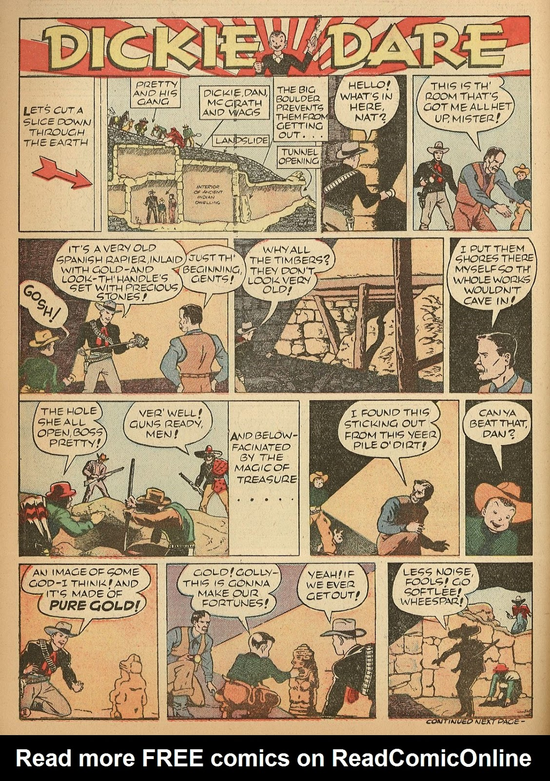 Read online Famous Funnies comic -  Issue #55 - 26