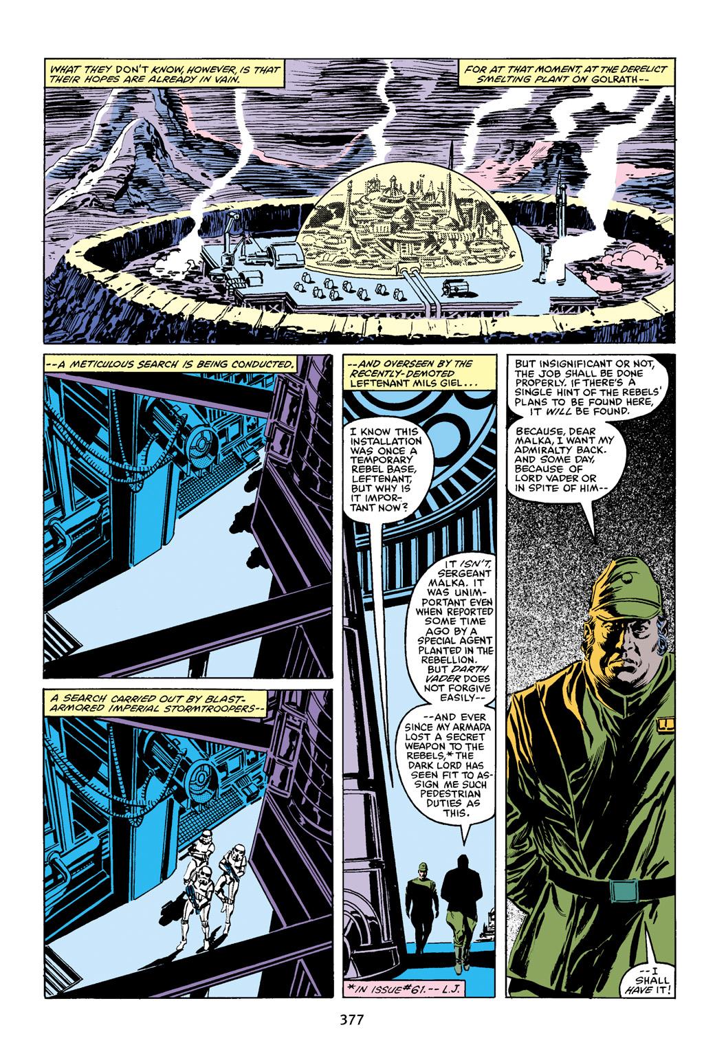 Read online Star Wars Omnibus comic -  Issue # Vol. 16 - 370