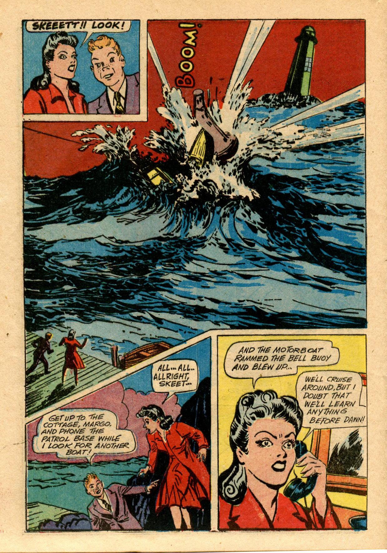 Read online Shadow Comics comic -  Issue #33 - 54