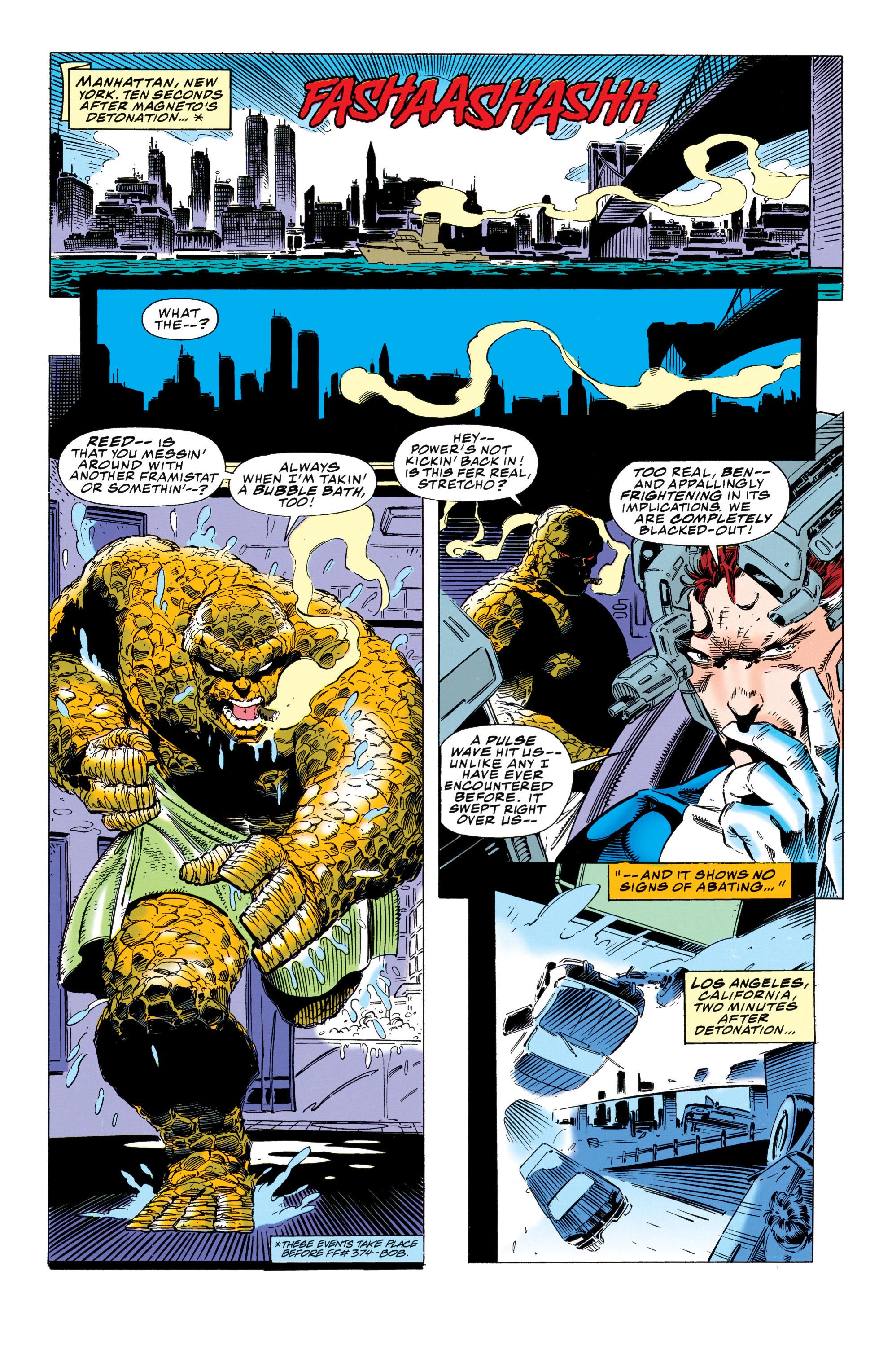 X-Men (1991) 25 Page 6