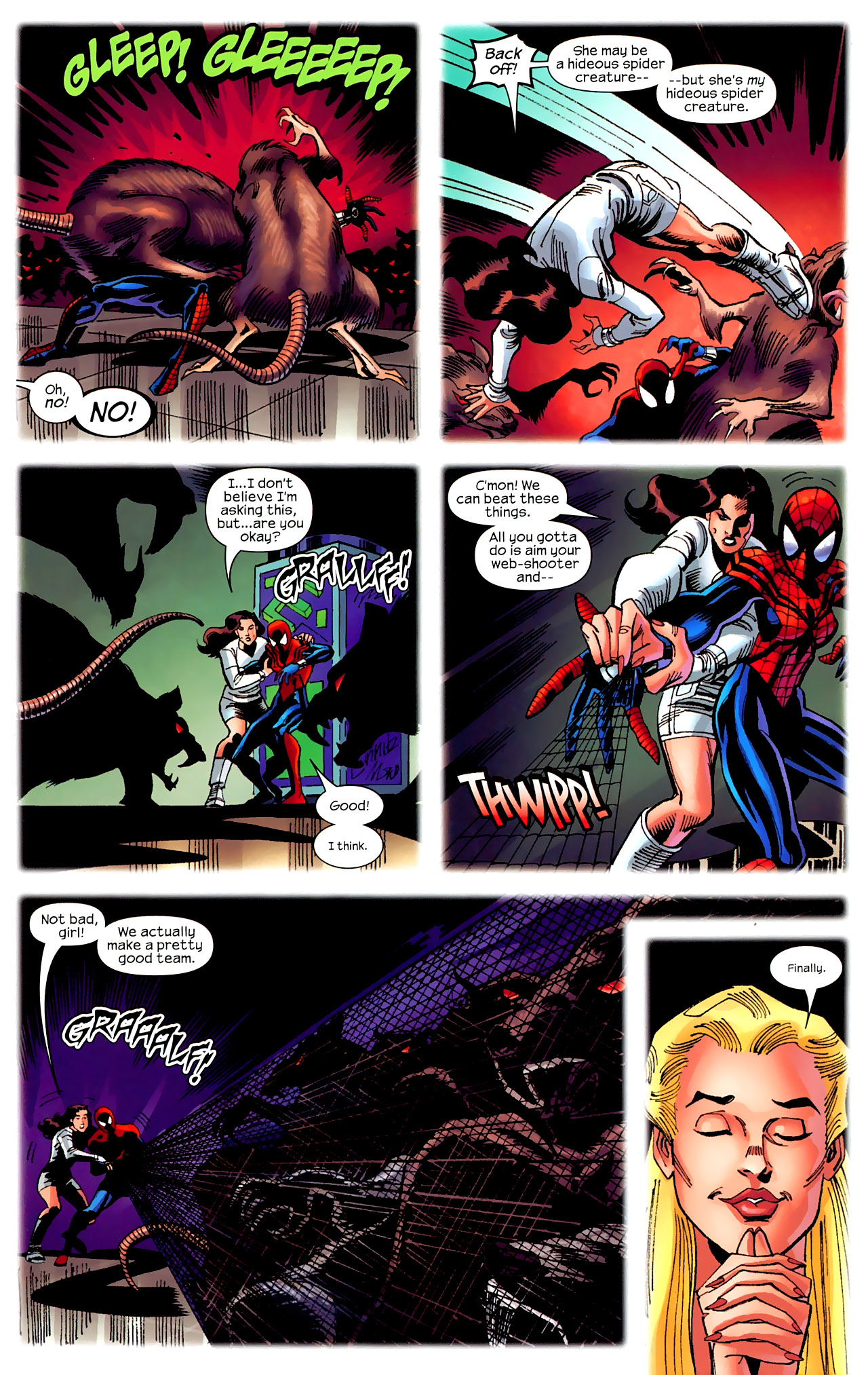 Read online Amazing Spider-Girl comic -  Issue #26 - 16