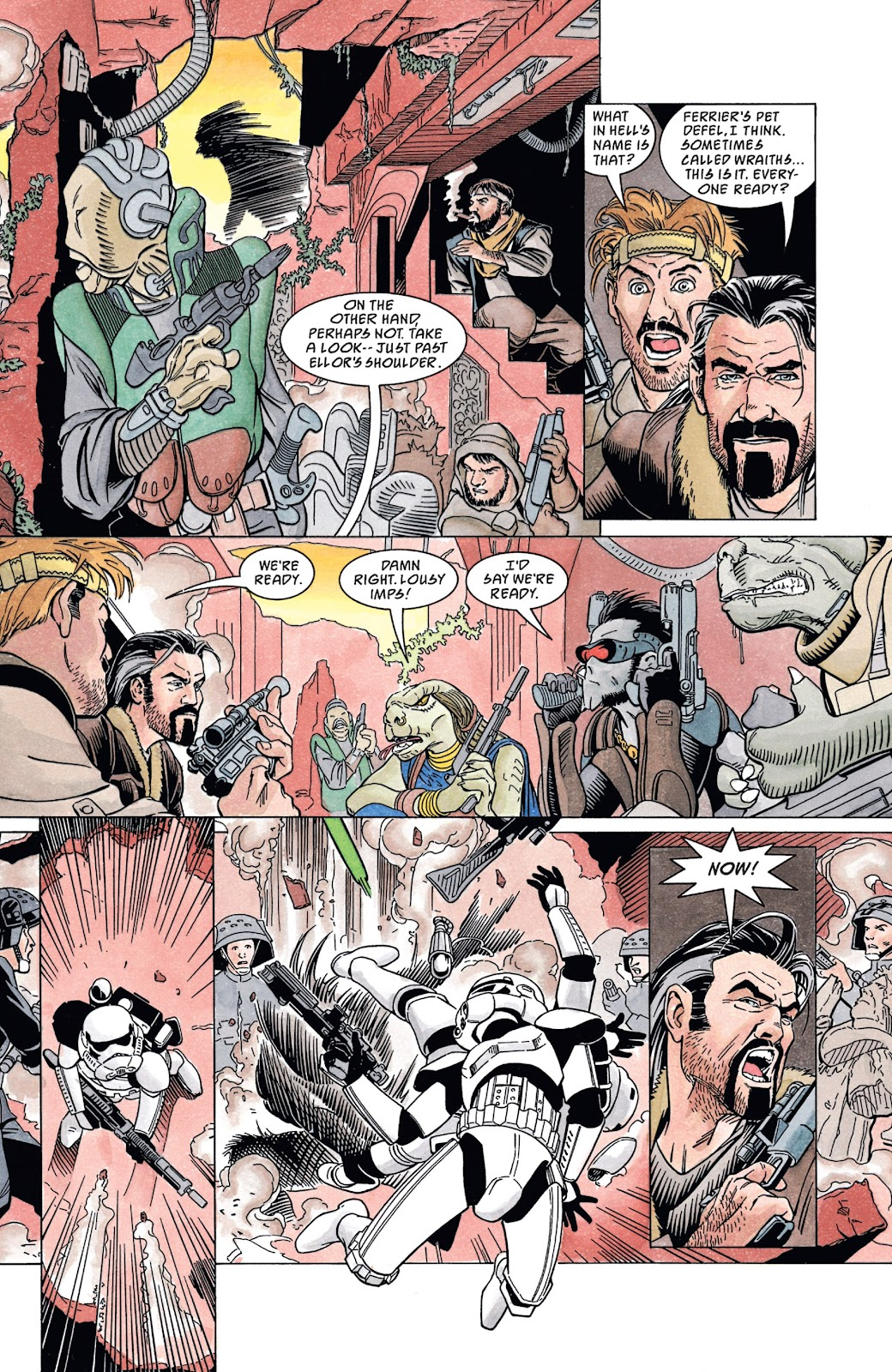 Read online Star Wars Legends: The New Republic - Epic Collection comic -  Issue # TPB 4 (Part 4) - 41