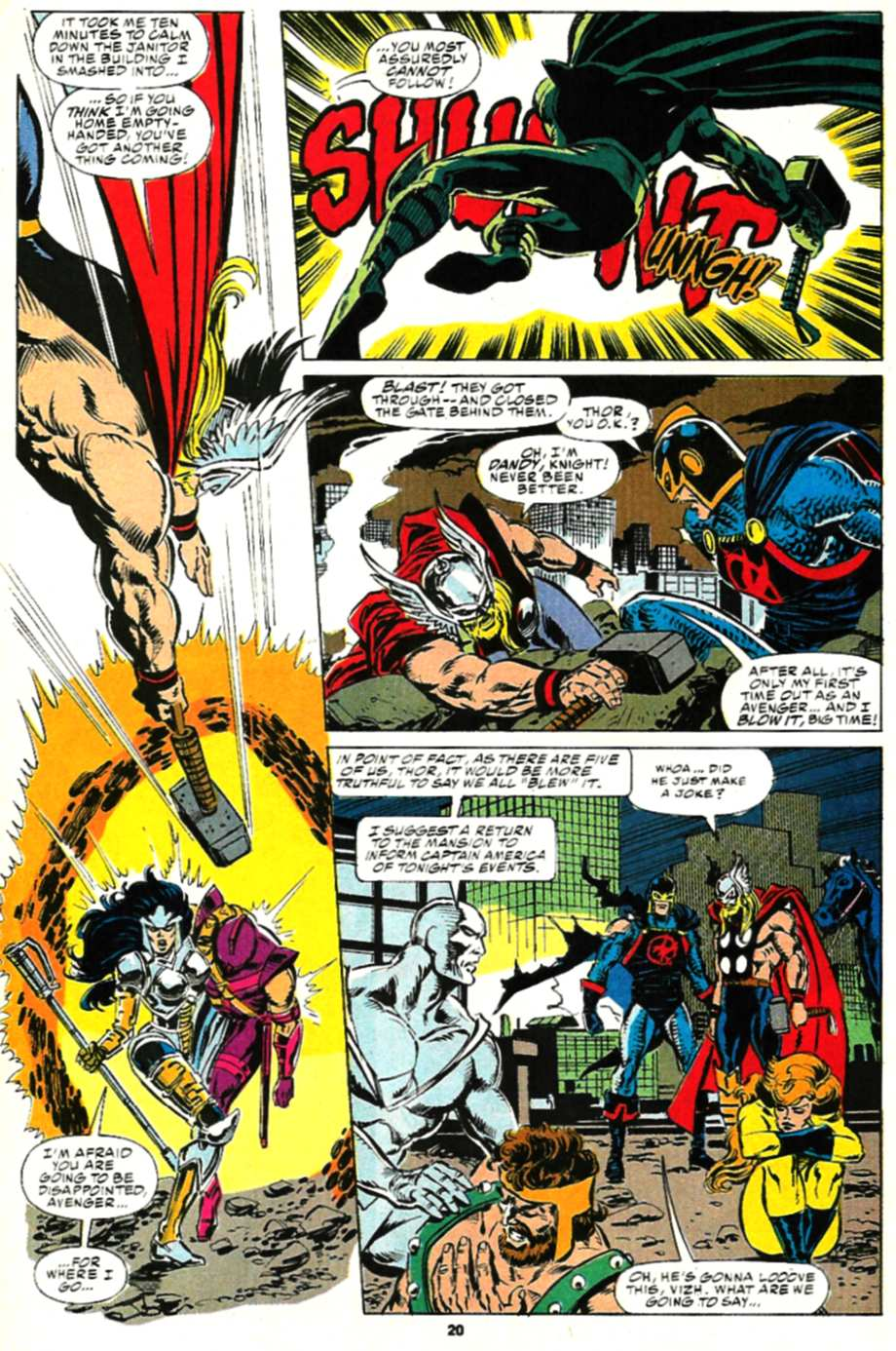 The Avengers (1963) 344 Page 16
