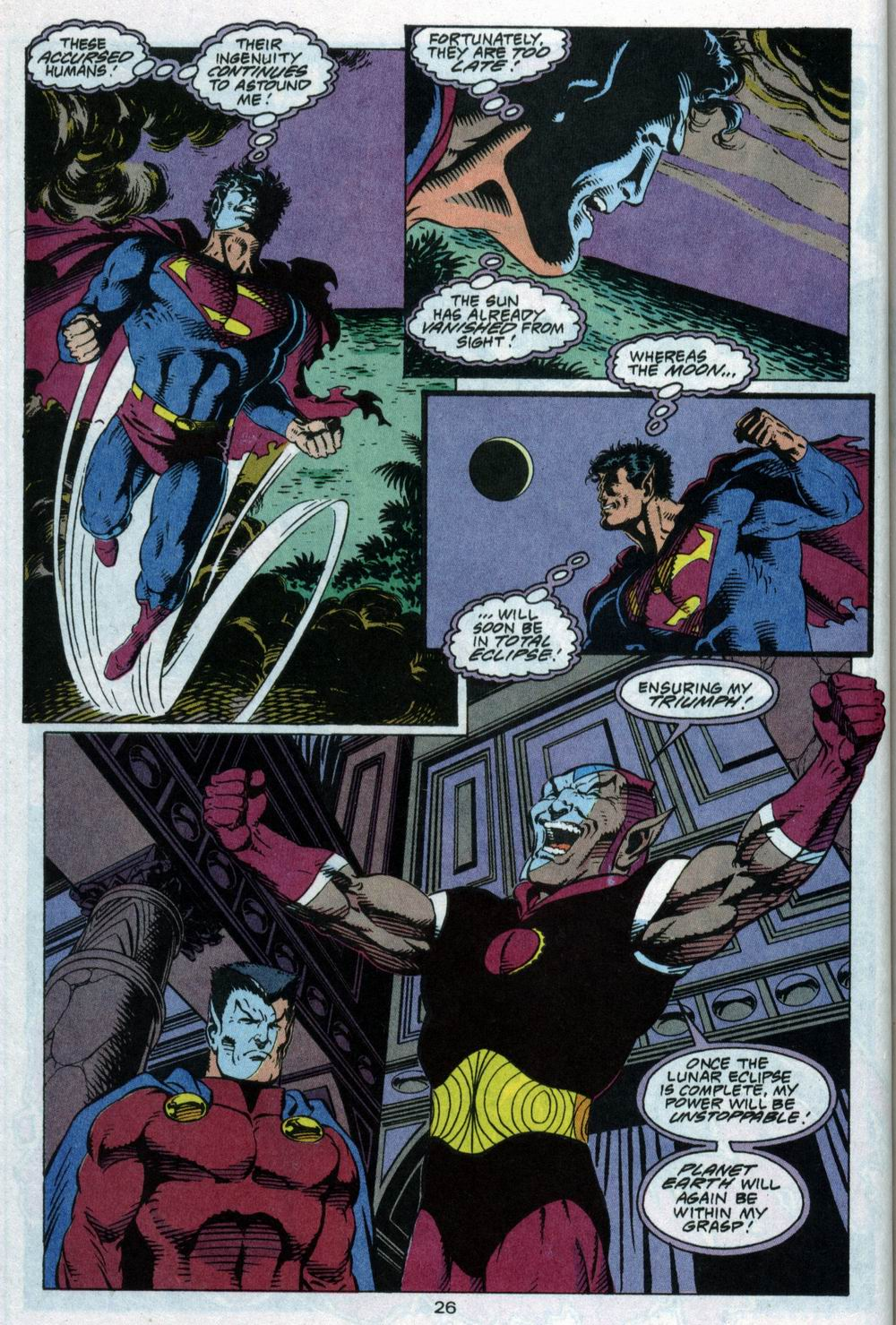 Read online Adventures of Superman (1987) comic -  Issue #Adventures of Superman (1987) _Annual 4 - 27