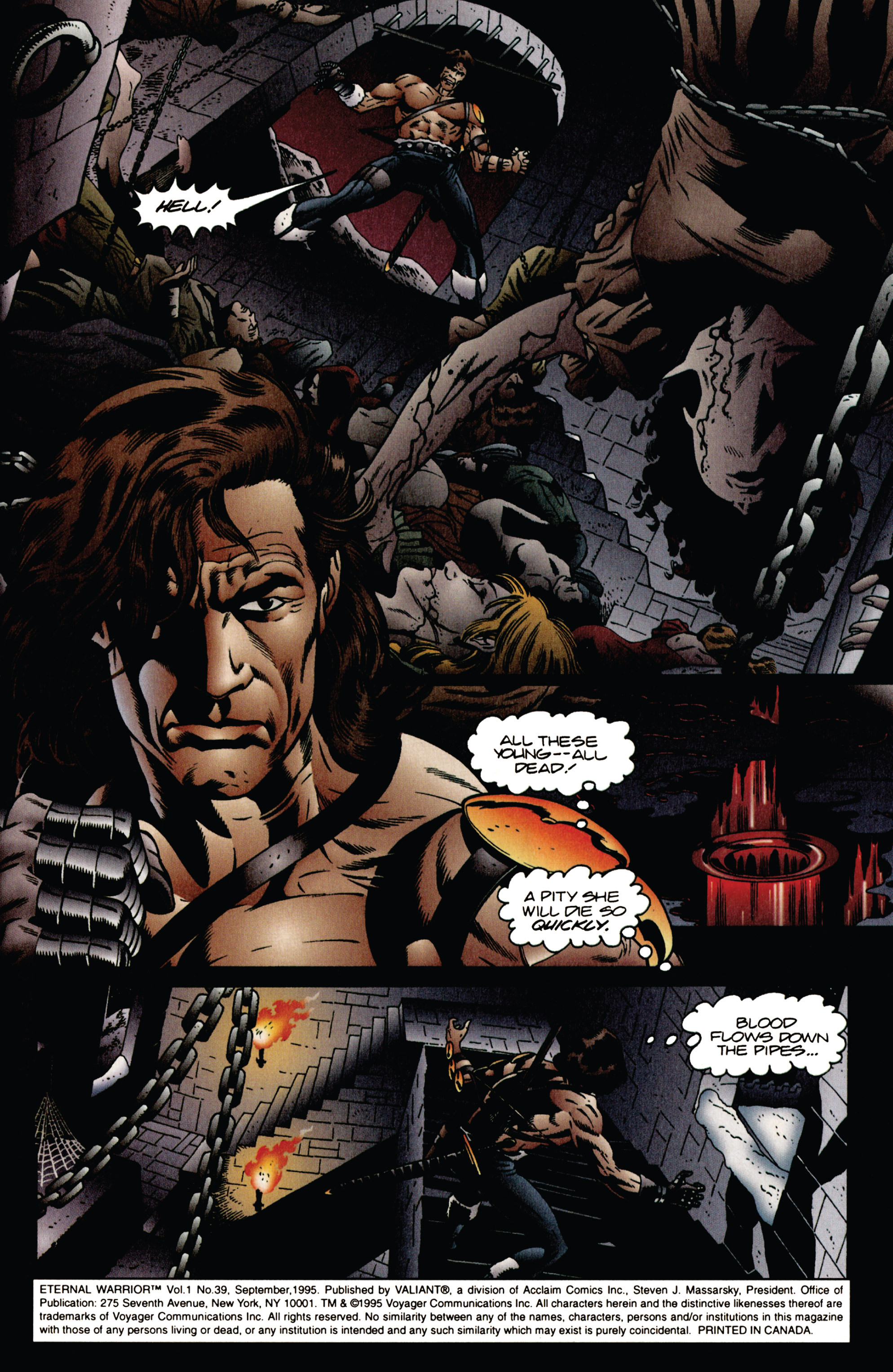 Read online Eternal Warrior (1992) comic -  Issue #39 - 4