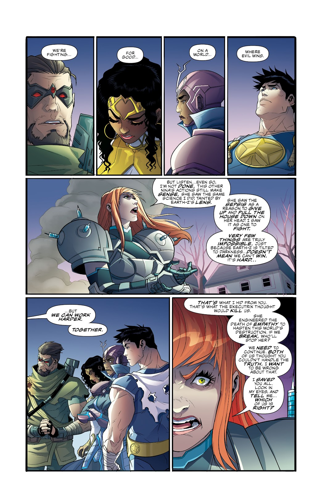 Commanders In Crisis issue 4 - Page 25