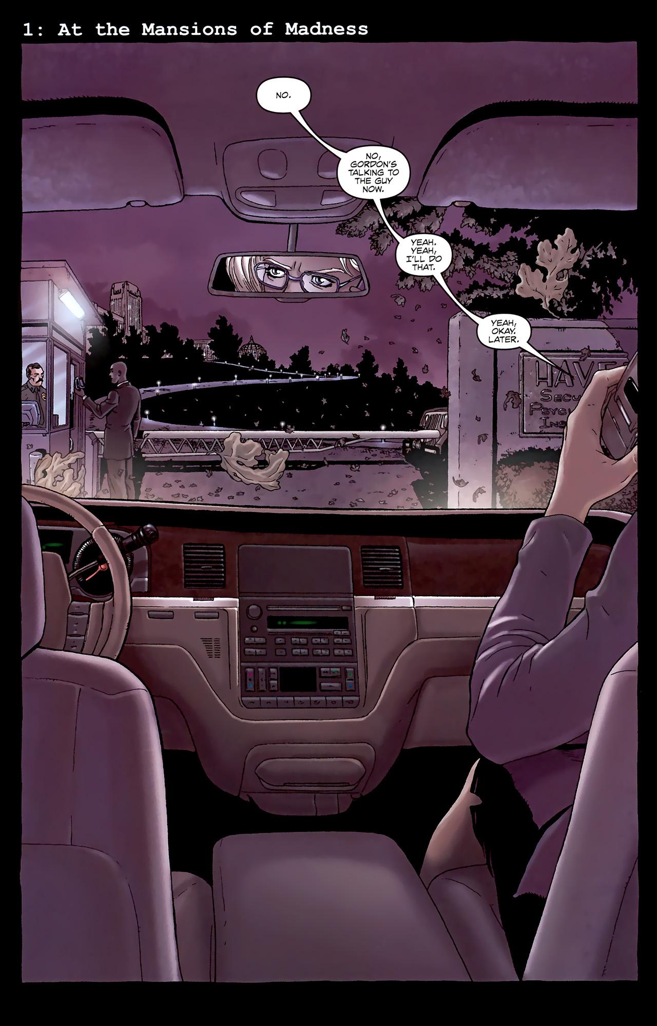 Read online Alan Moore's Neonomicon comic -  Issue #1 - 12
