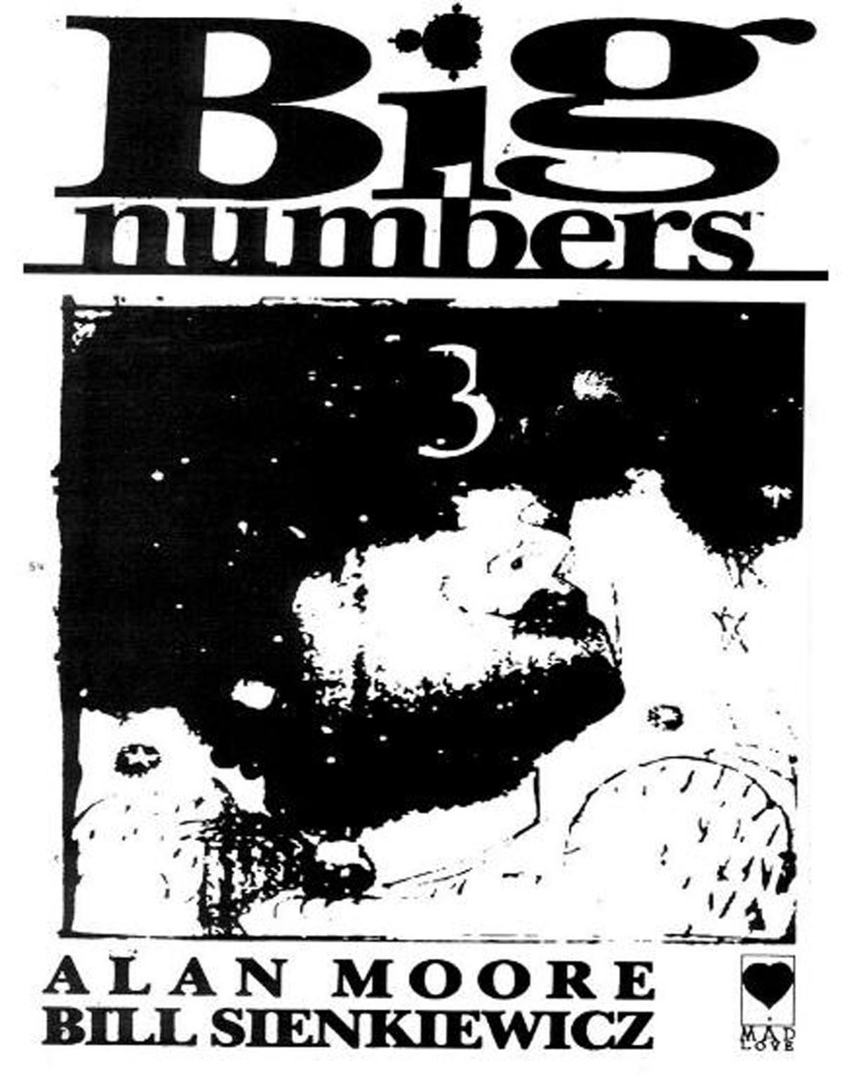 Big Numbers 3 Page 1