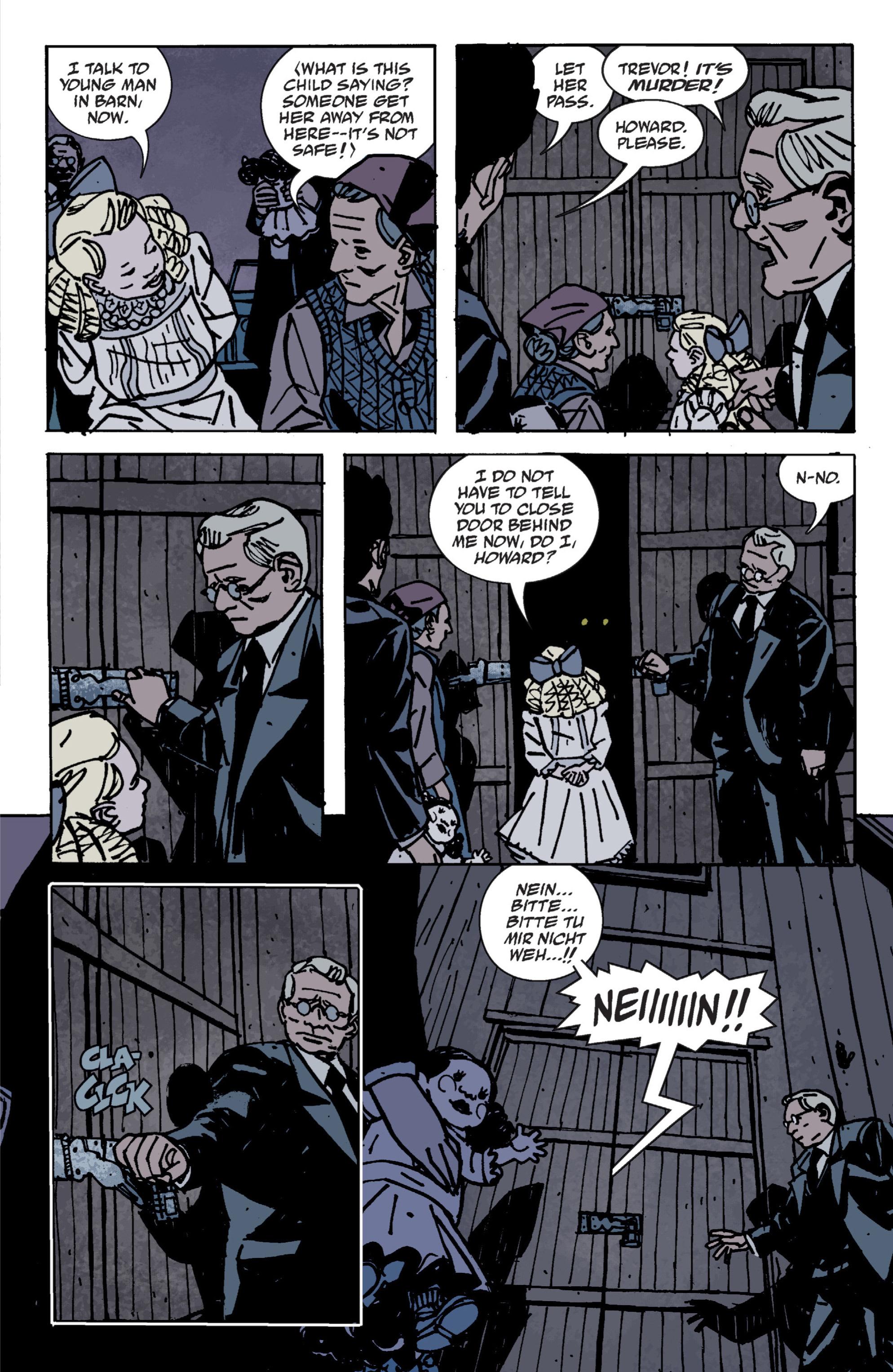 Read online B.P.R.D. (2003) comic -  Issue # TPB 9 - 46