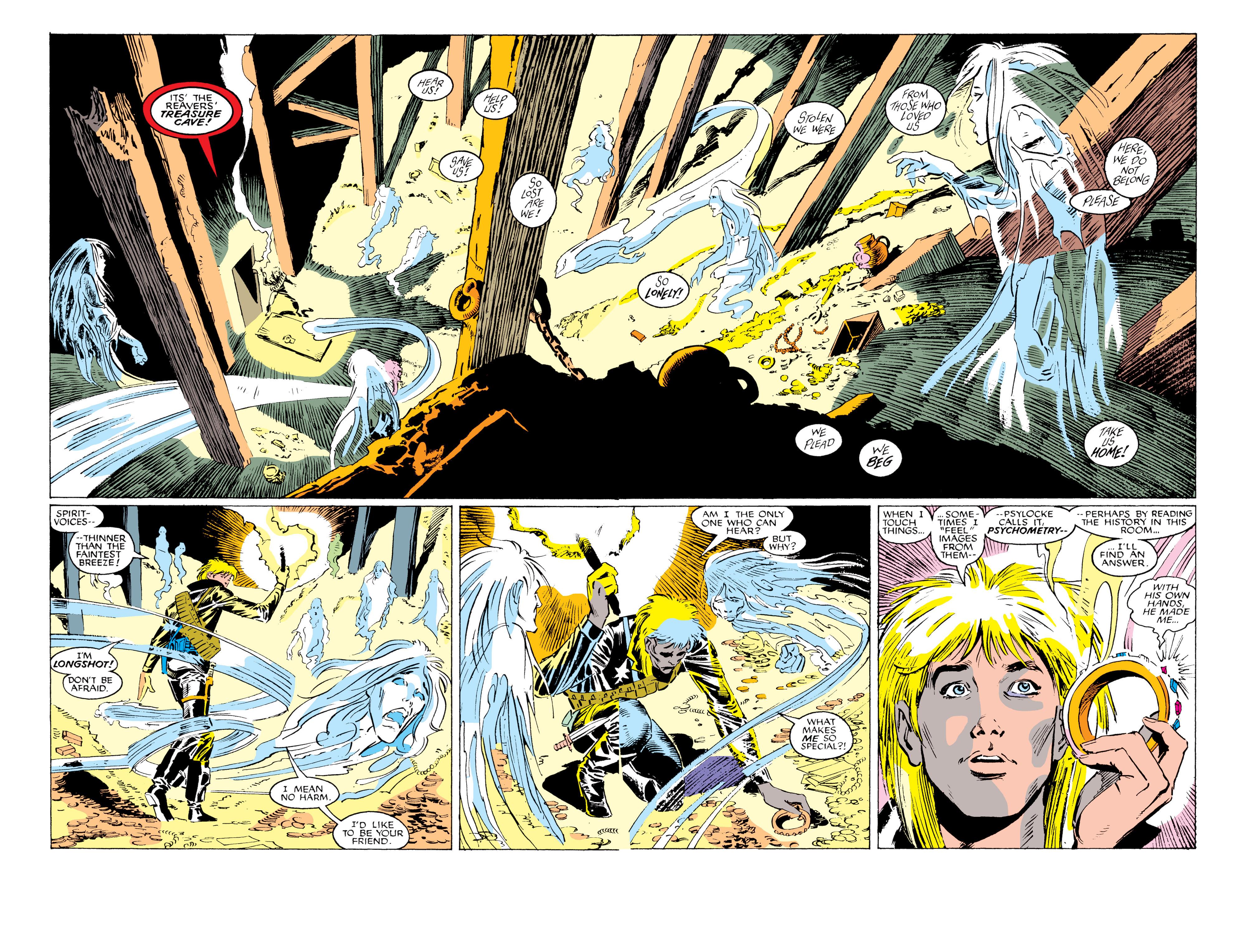 Read online Uncanny X-Men (1963) comic -  Issue #230 - 7