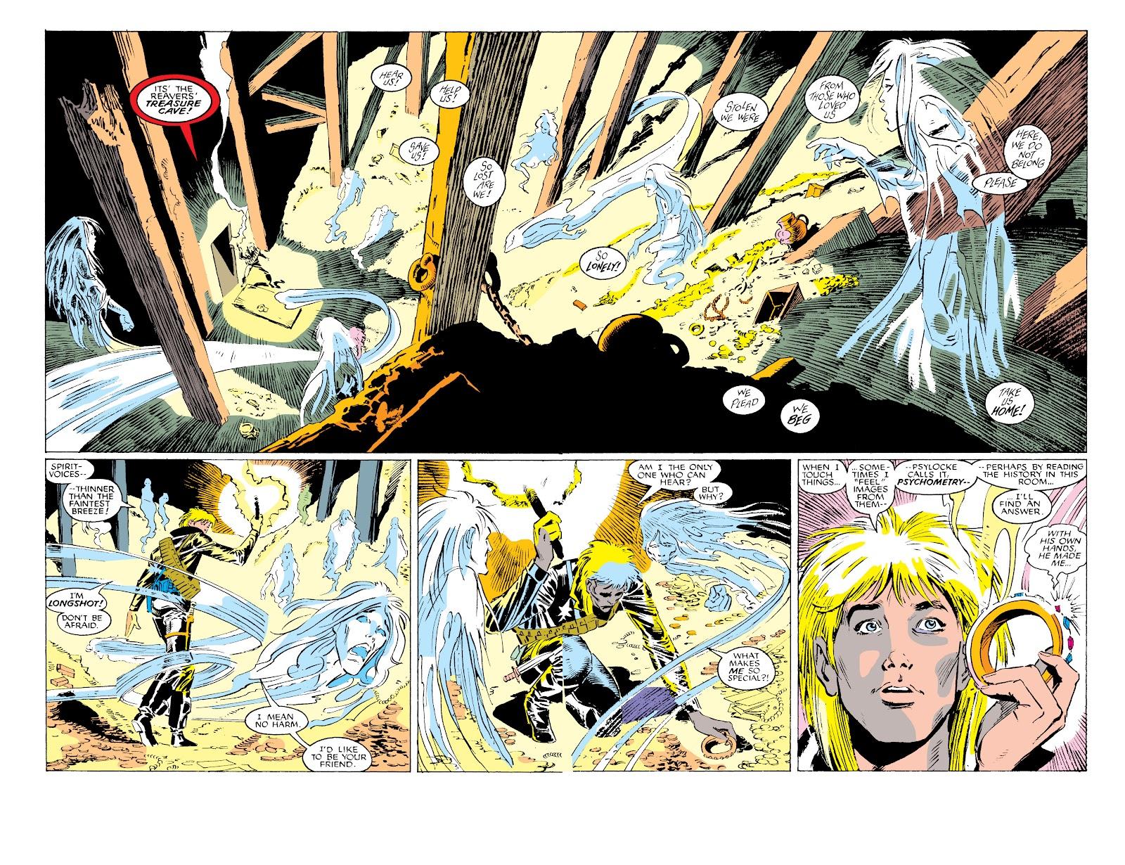 Uncanny X-Men (1963) issue 230 - Page 7