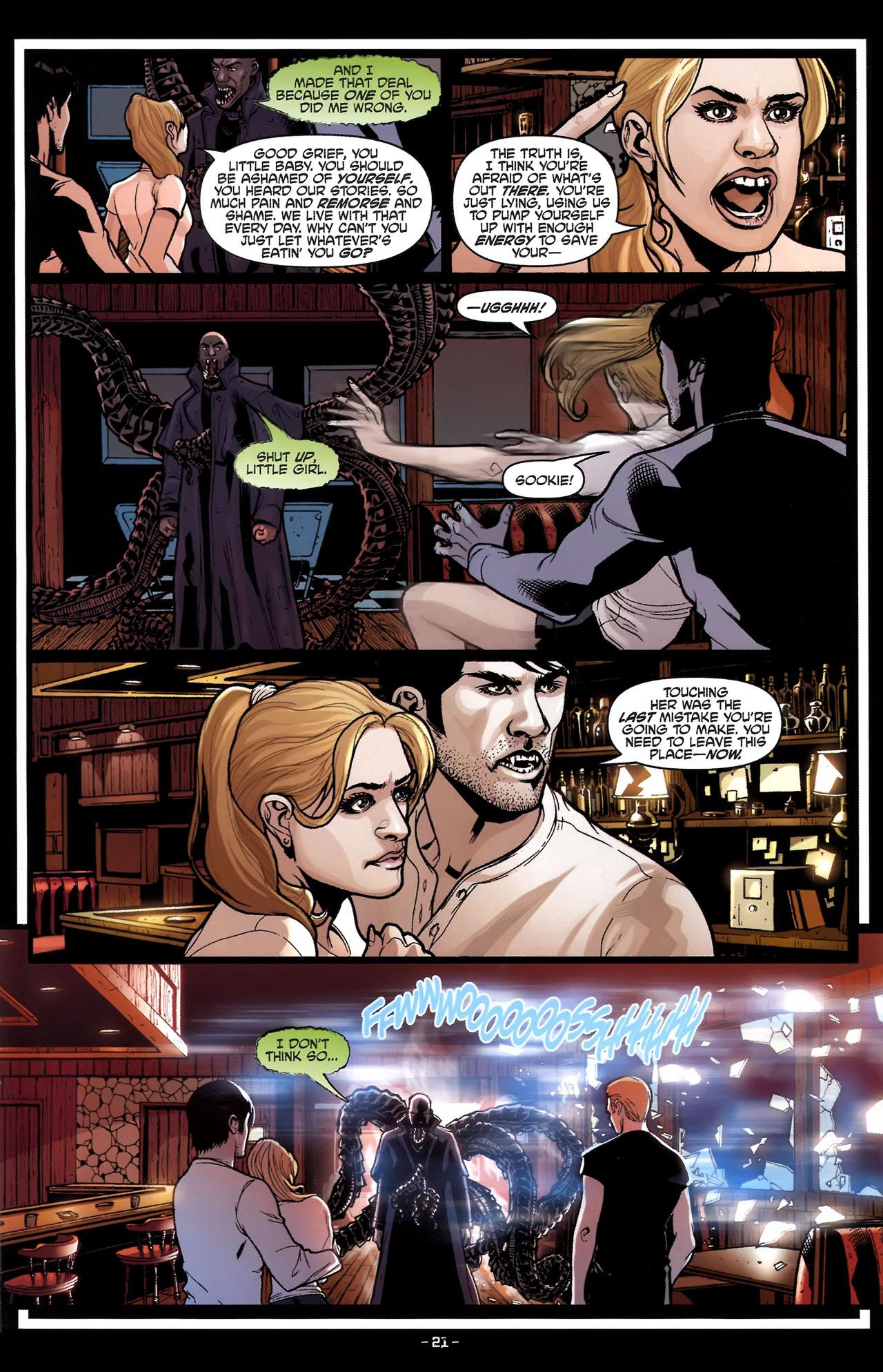 Read online True Blood (2010) comic -  Issue #5 - 24