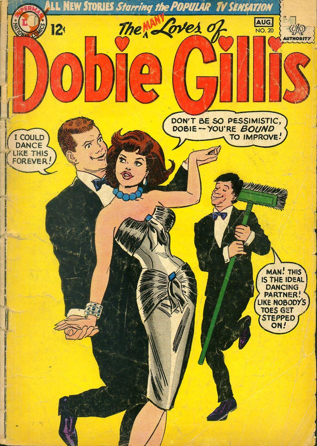 Many Loves of Dobie Gillis 20 Page 1