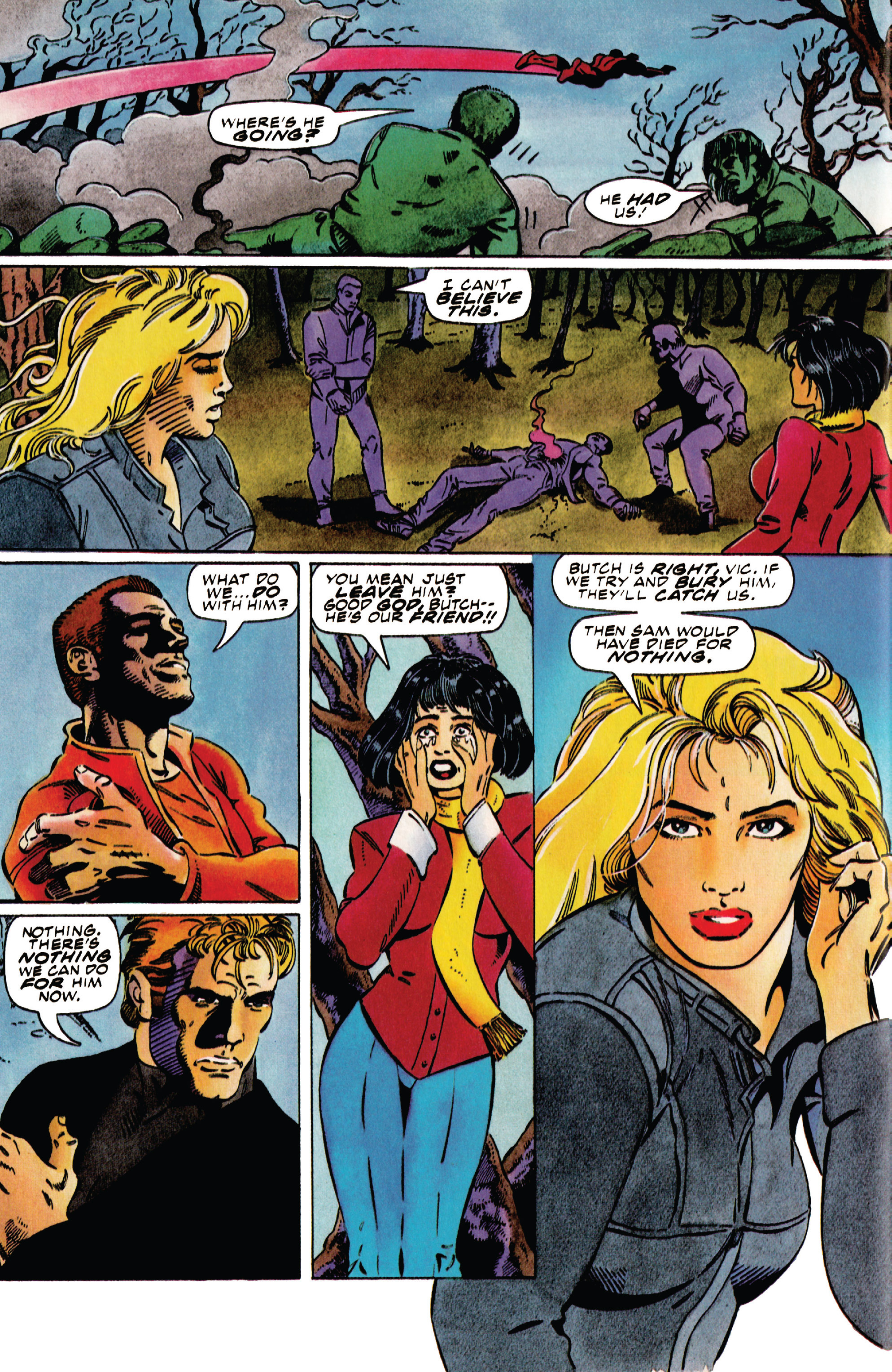 Read online Harbinger (1992) comic -  Issue #41 - 19