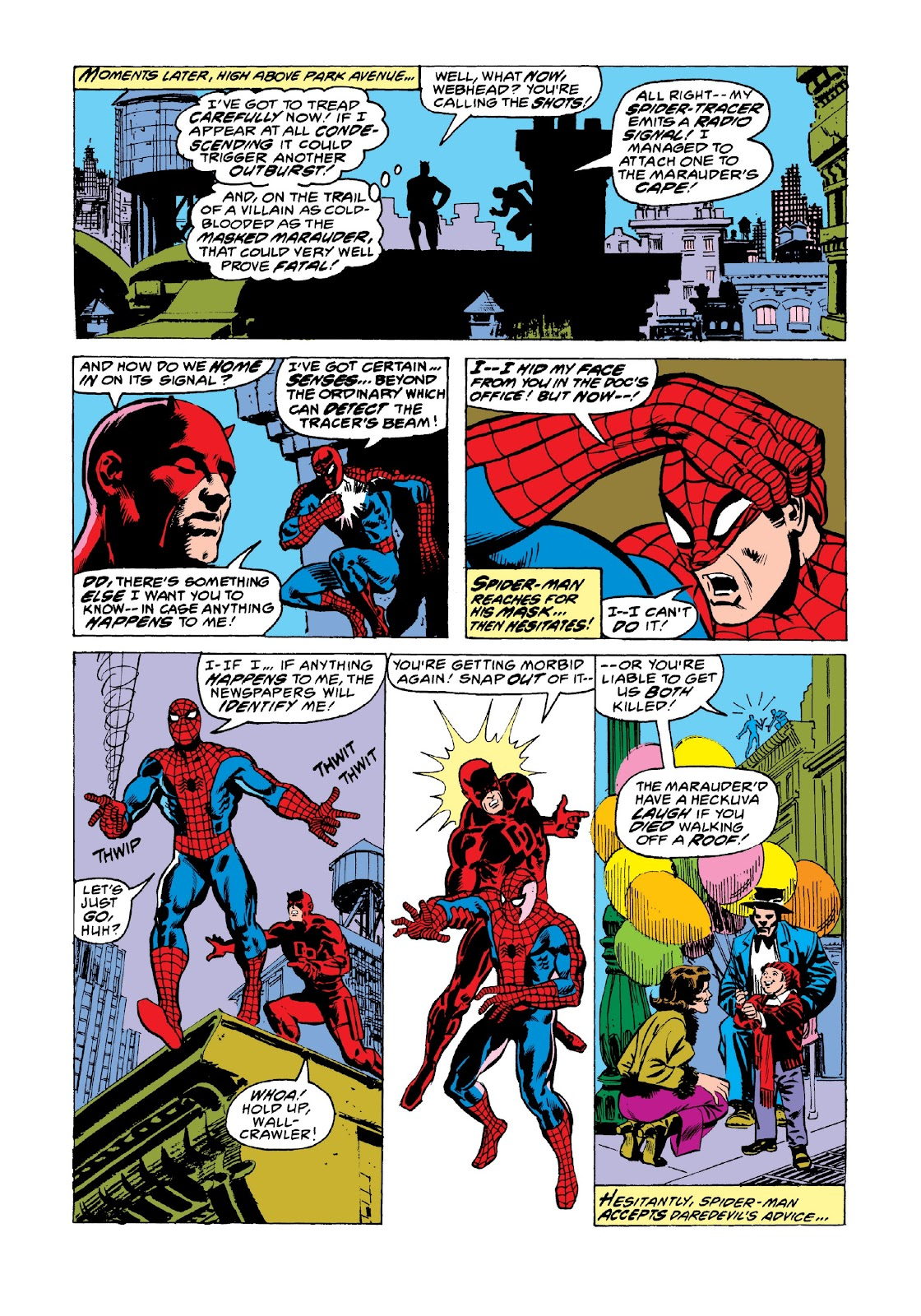 Read online Marvel Masterworks: The Spectacular Spider-Man comic -  Issue # TPB 2 (Part 3) - 18