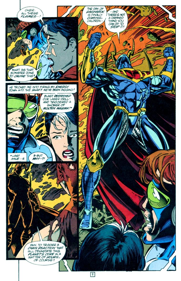 Read online Gunfire comic -  Issue #13 - 4