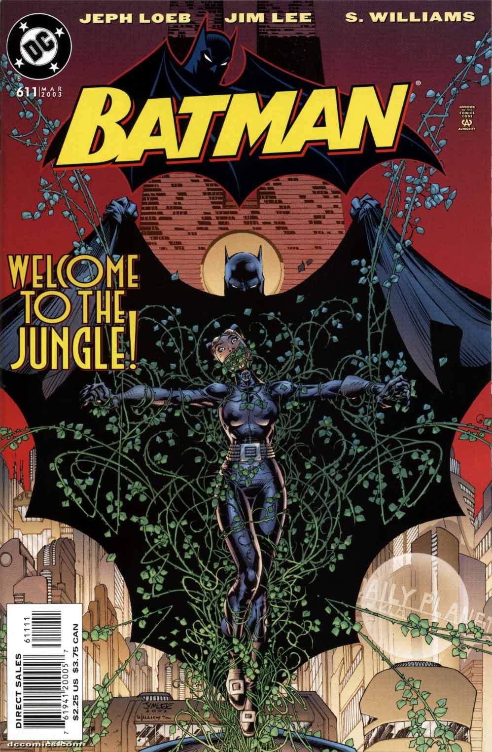Batman: Hush 4 Page 1