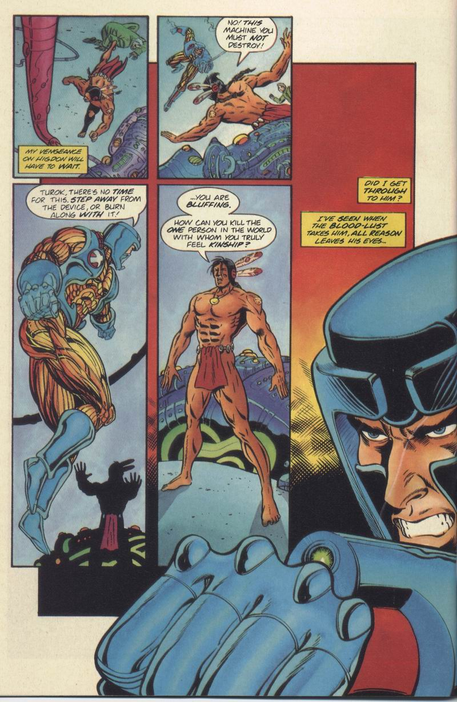 Read online Turok, Dinosaur Hunter (1993) comic -  Issue #19 - 19
