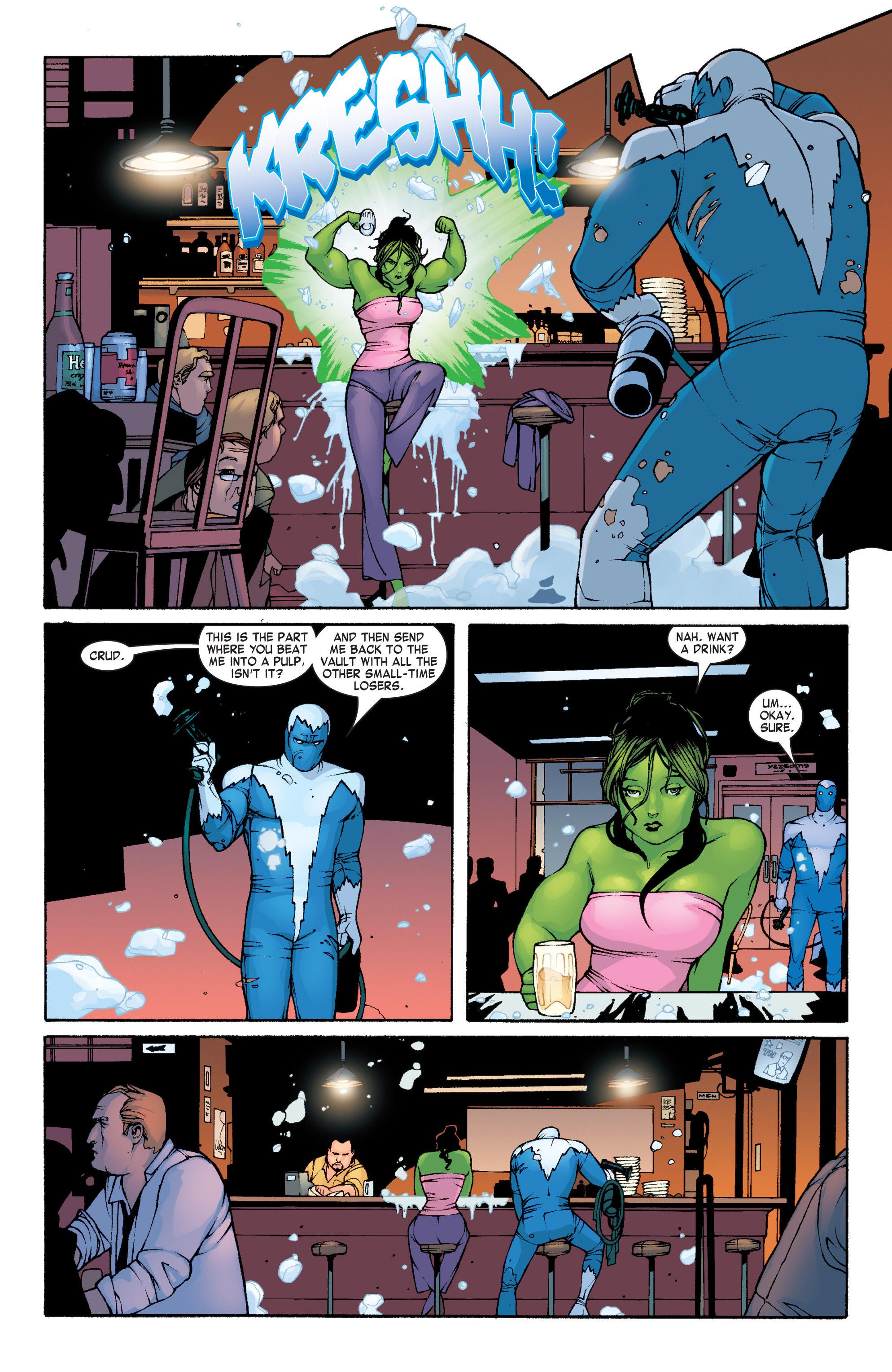 Read online She-Hulk (2004) comic -  Issue #1 - 20