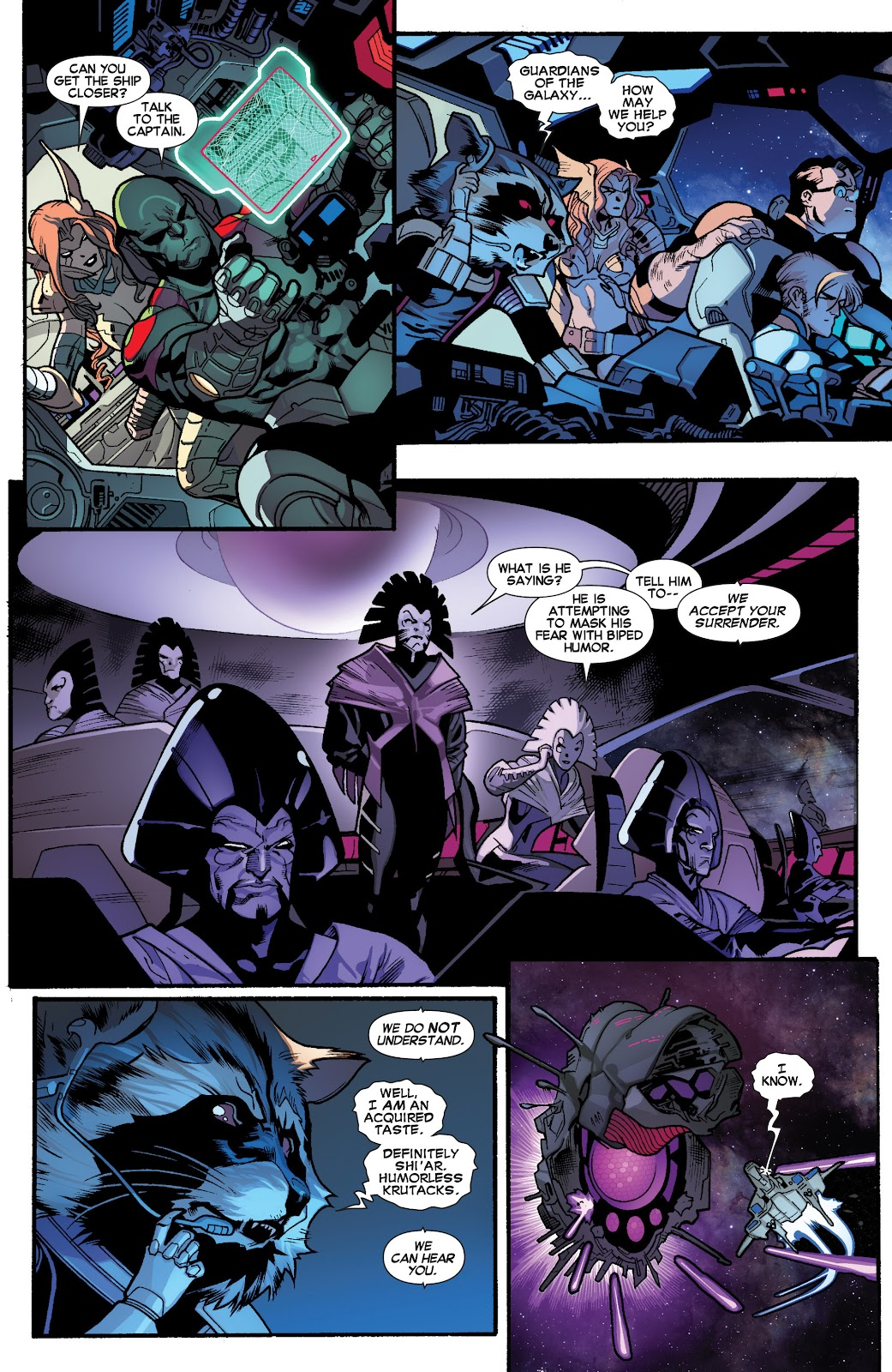Guardians of the Galaxy/All-New X-Men: The Trial of Jean Grey issue TPB - Page 51