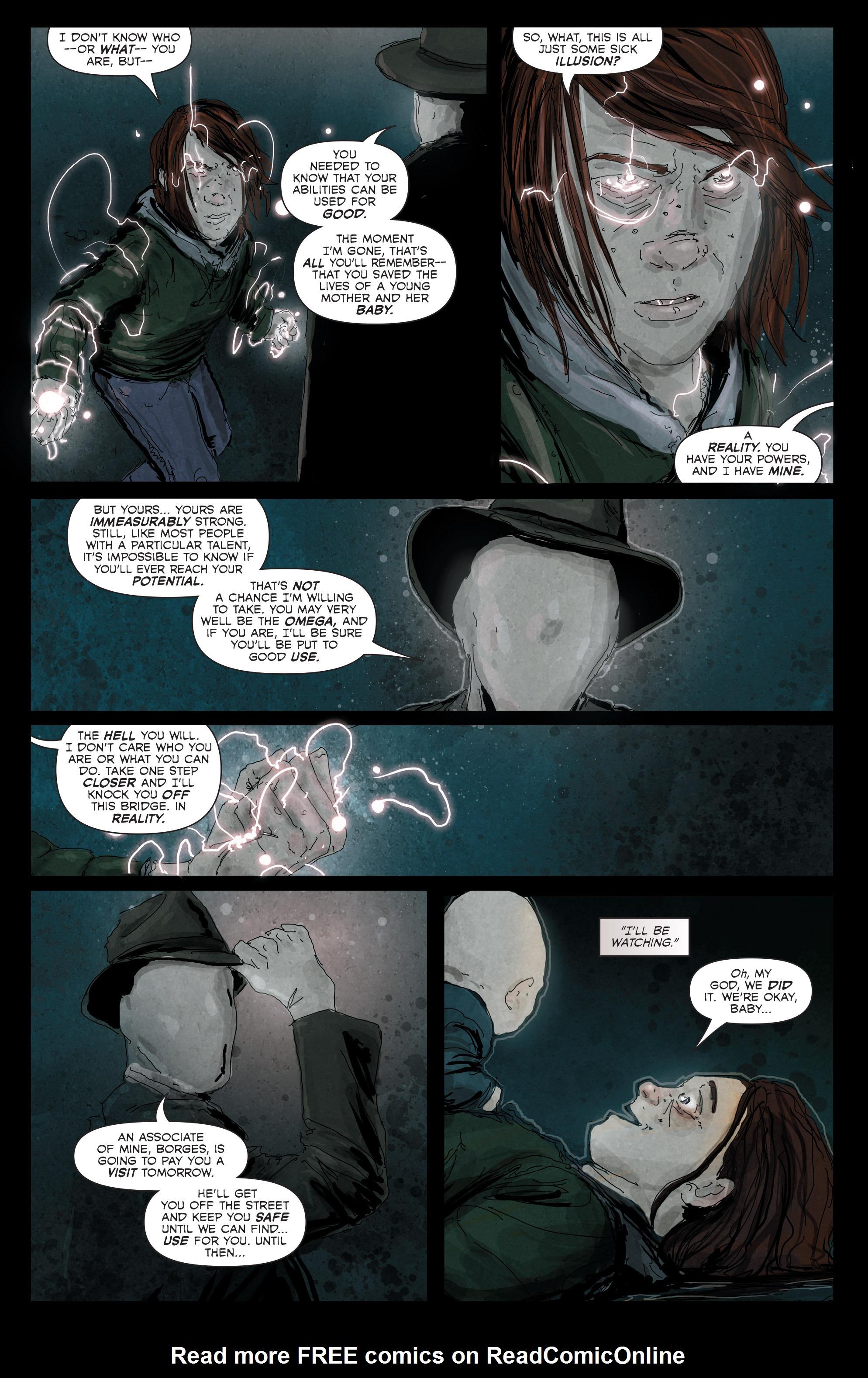 Read online Hoax Hunters (2012) comic -  Issue # TPB 3 - 60